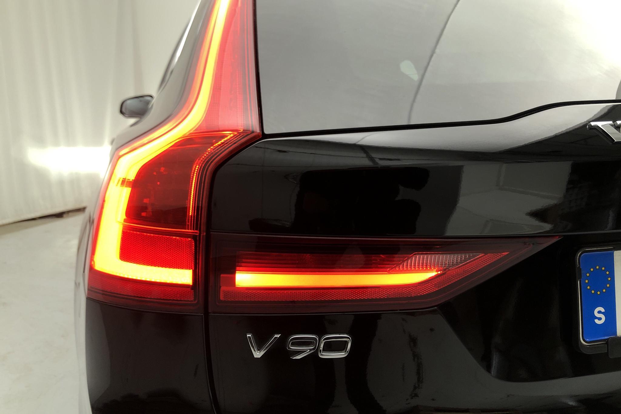 Volvo V90 T5 (250hk) - 106 820 km - Automatic - black - 2019