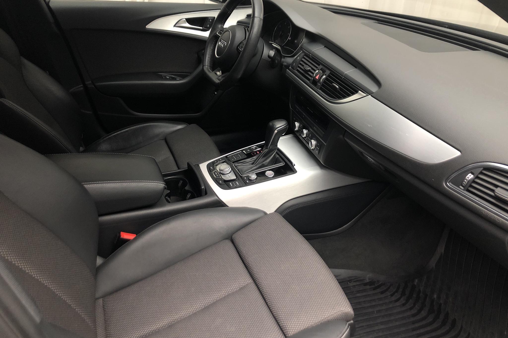 Audi A6 2.0 TDI Avant (190hk) - 134 690 km - Automatic - black - 2018