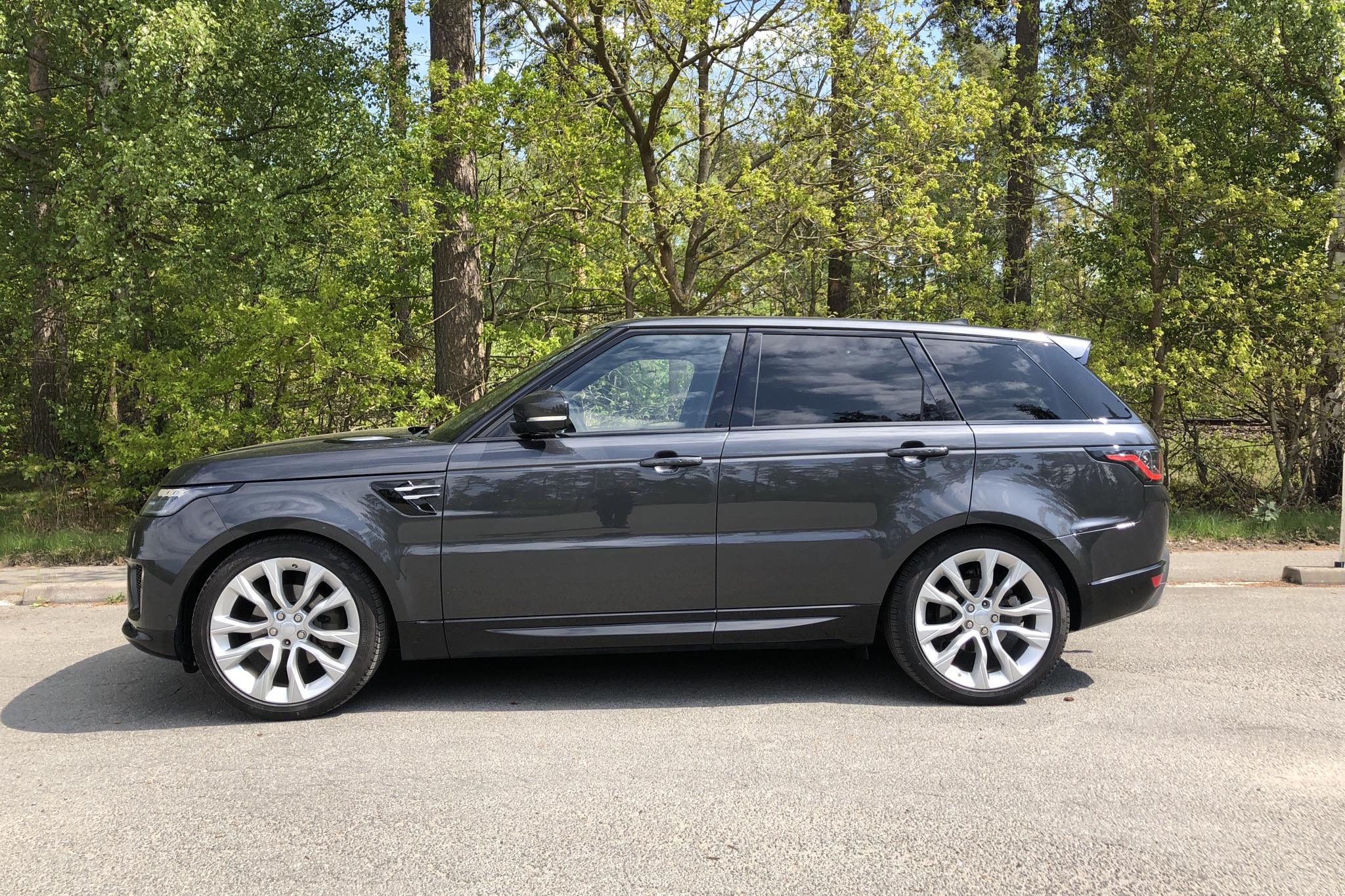 Land Rover Range Rover Sport 3.0 SDV6 (306hk) - 116 690 km - Automatic - gray - 2019