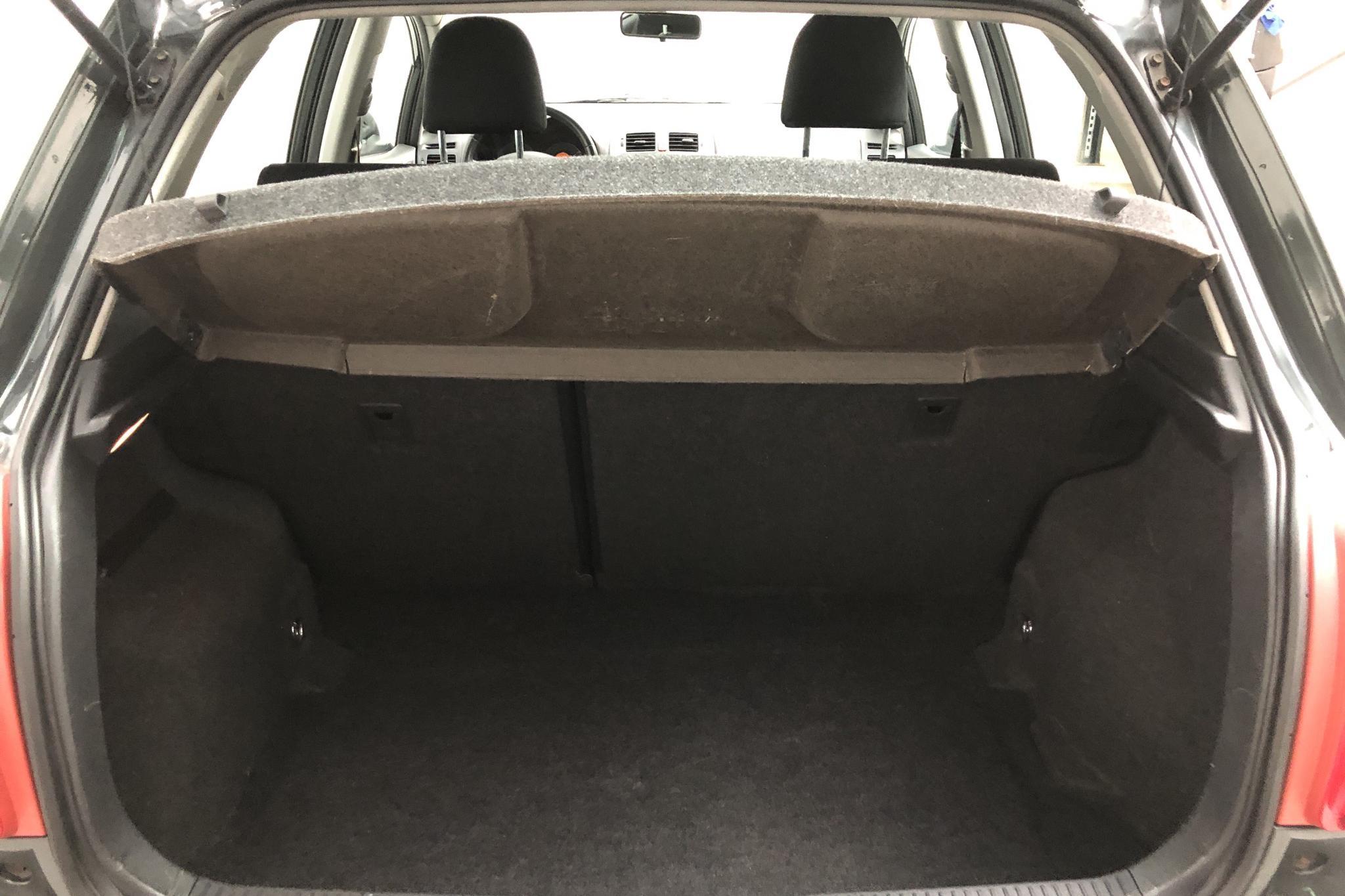 Toyota Auris 1.6 VVT-i 5dr (124hk) - 156 010 km - Manual - Dark Green - 2008
