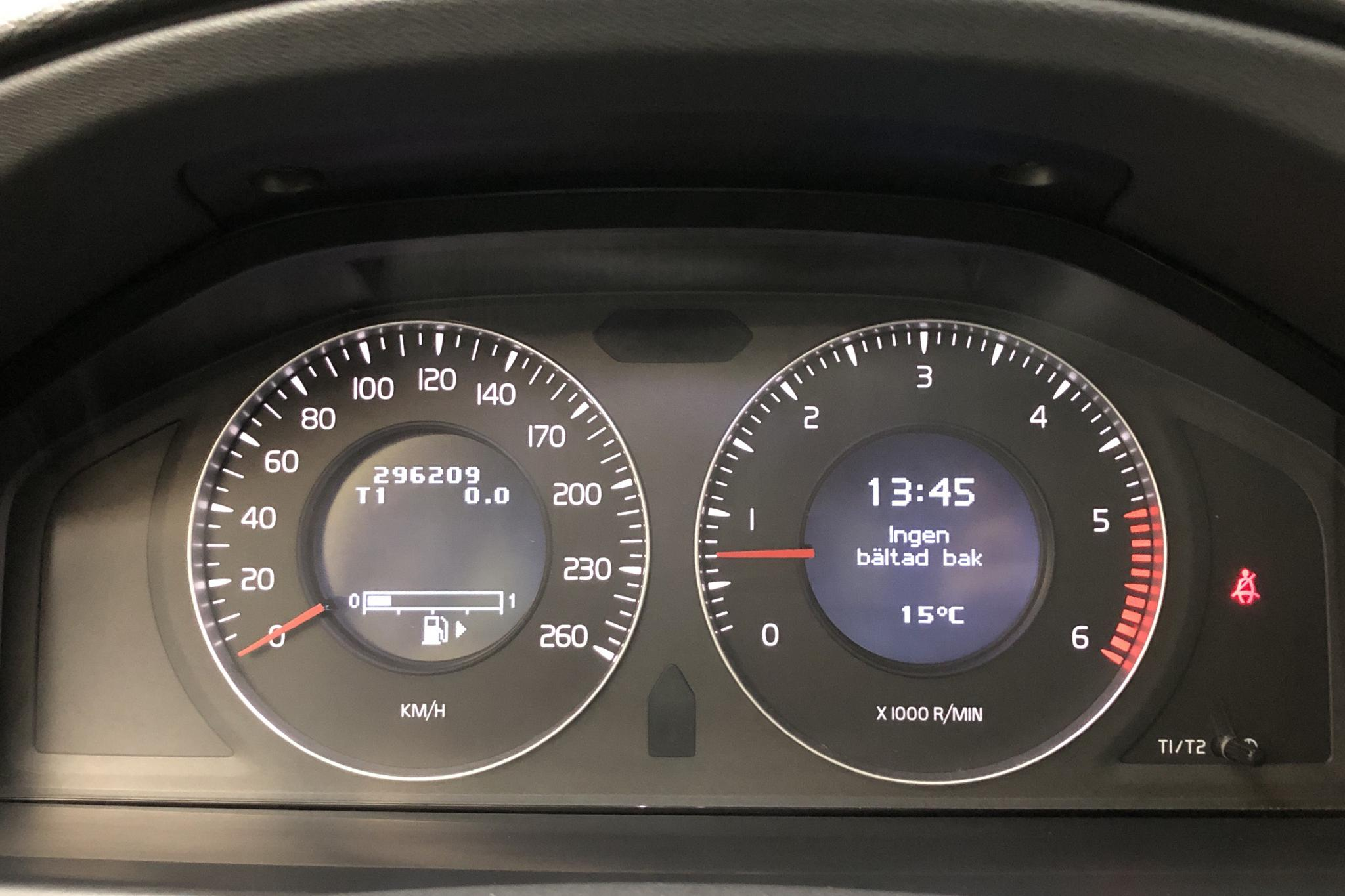 Volvo V70 II D5 (185hk) - 296 210 km - Manual - Light Brown - 2008