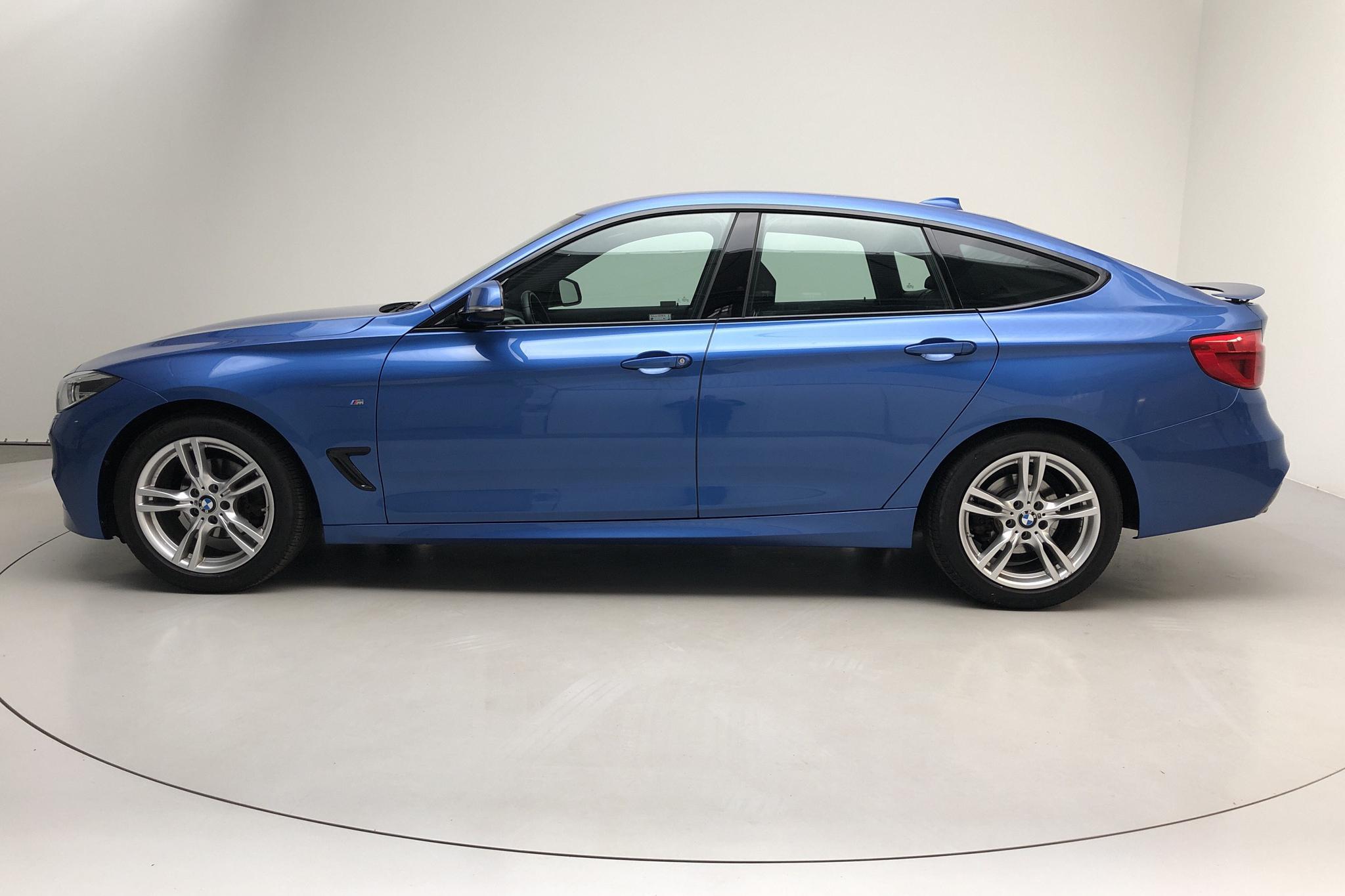 BMW 320i GT, F34 (184hk) - 63 870 km - Automatic - blue - 2019