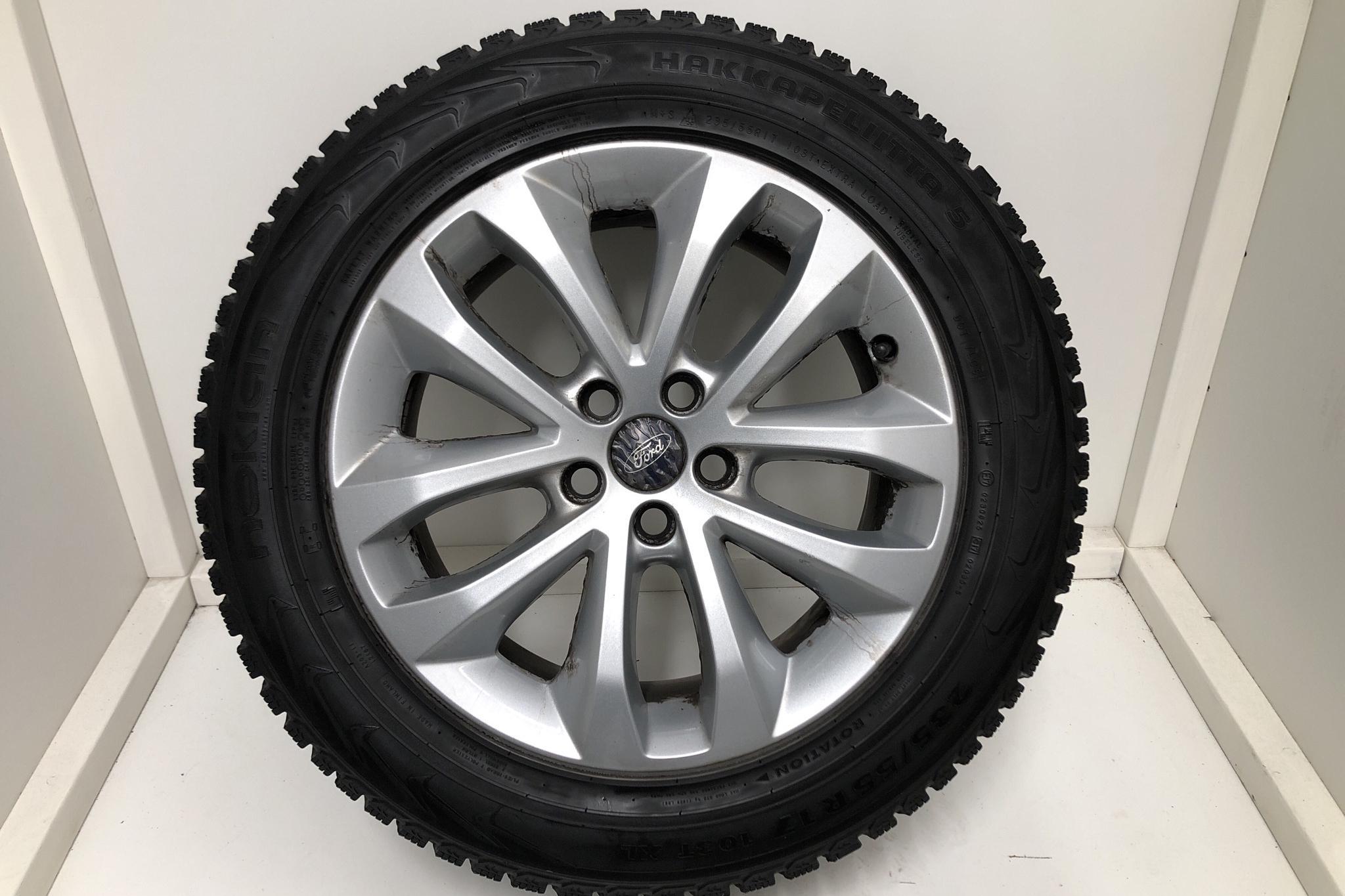 Ford Kuga 2.0 TDCi AWD (140hk) - 100 940 km - Manual - white - 2012