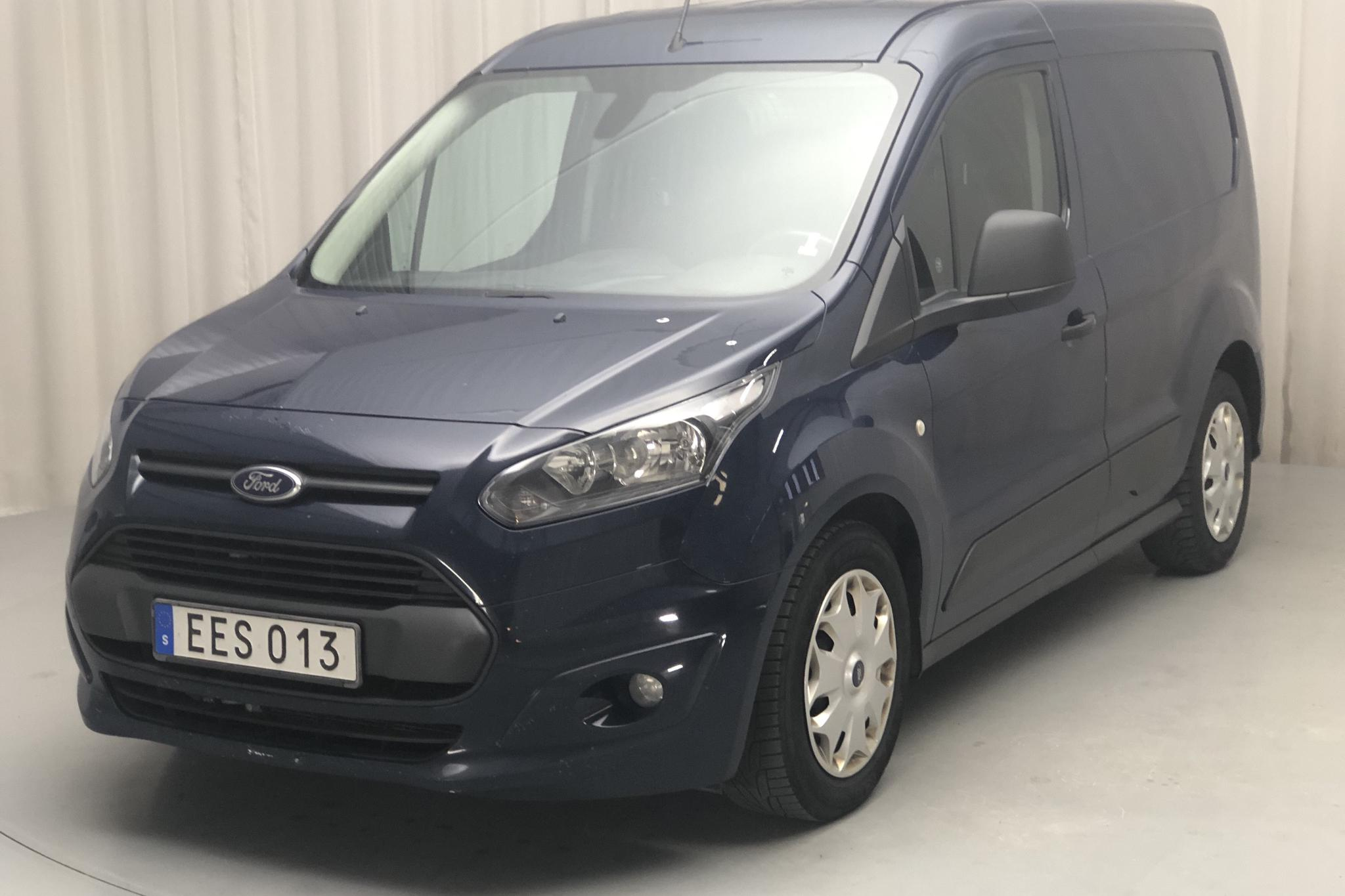 Ford Transit Connect 1.6 TDCi (115hk) - 164 160 km - Manual - blue - 2014