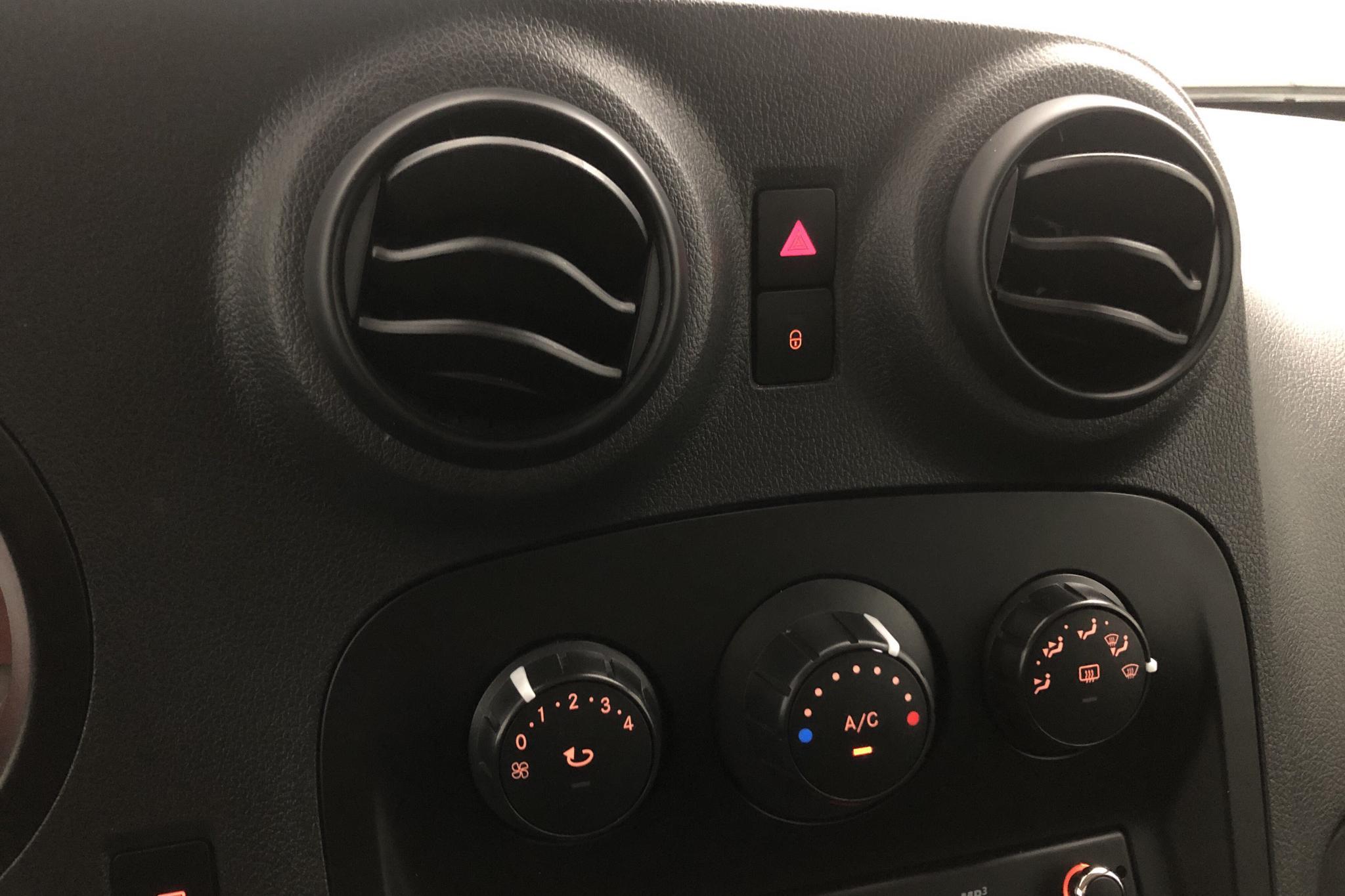 Mercedes Citan 109 1.5 CDI (90hk) - 43 030 km - Manual - white - 2019