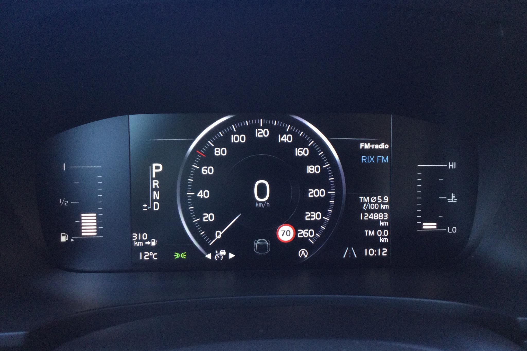 Volvo V90 D3 (150hk) - 12 488 mil - Automat - vit - 2018