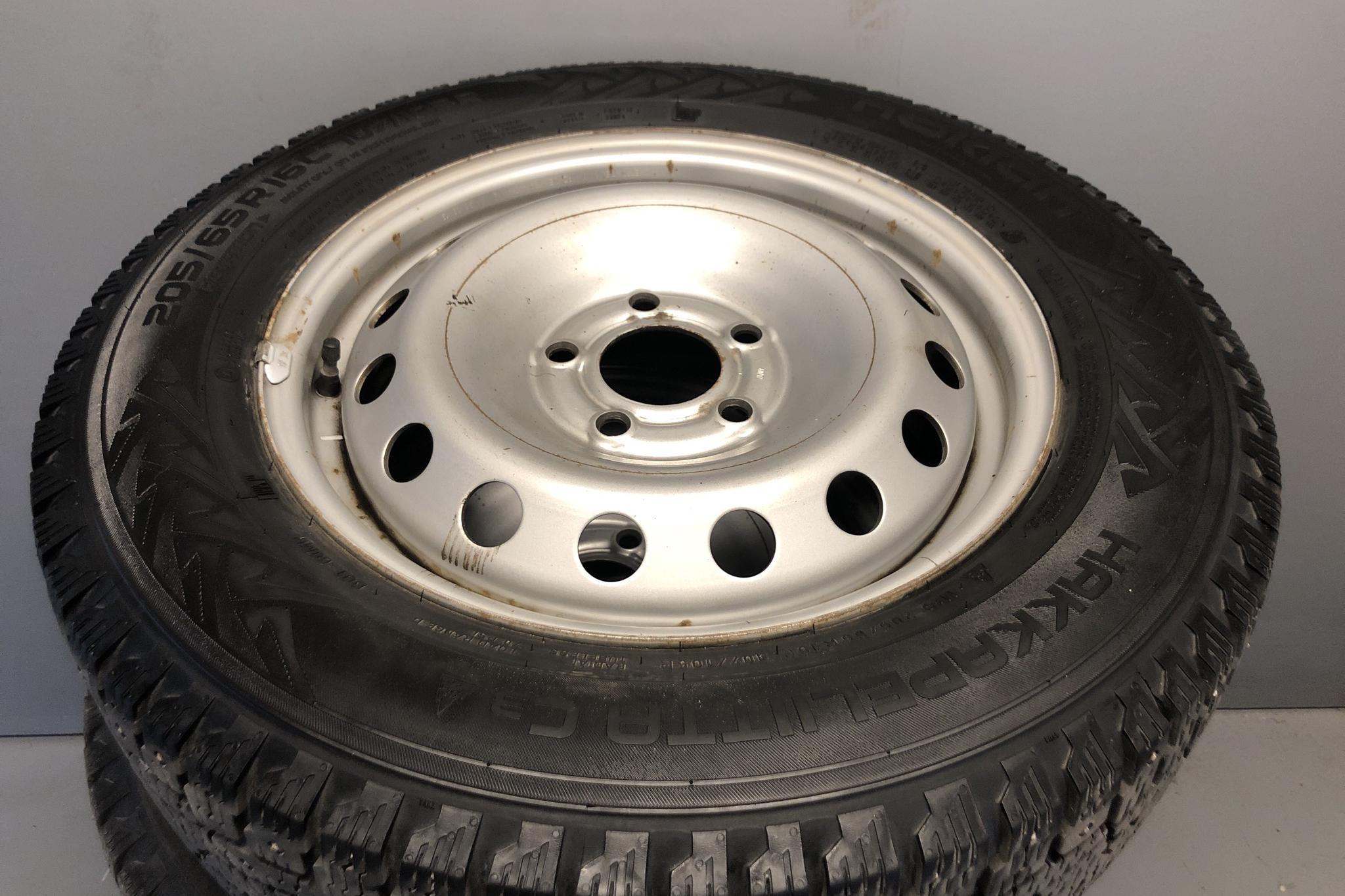 Nissan Primastar 2.0 dCi (114hk) - 12 444 mil - Manuell - silver - 2014