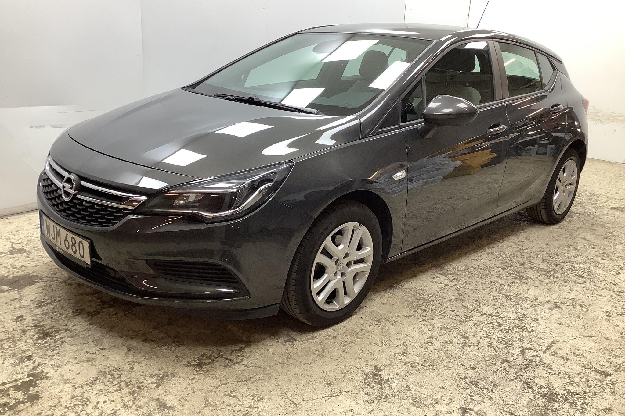 Opel Astra 1.0 Turbo ECOTEC 5dr (105hk) - 43 070 km - Manual - gray - 2016