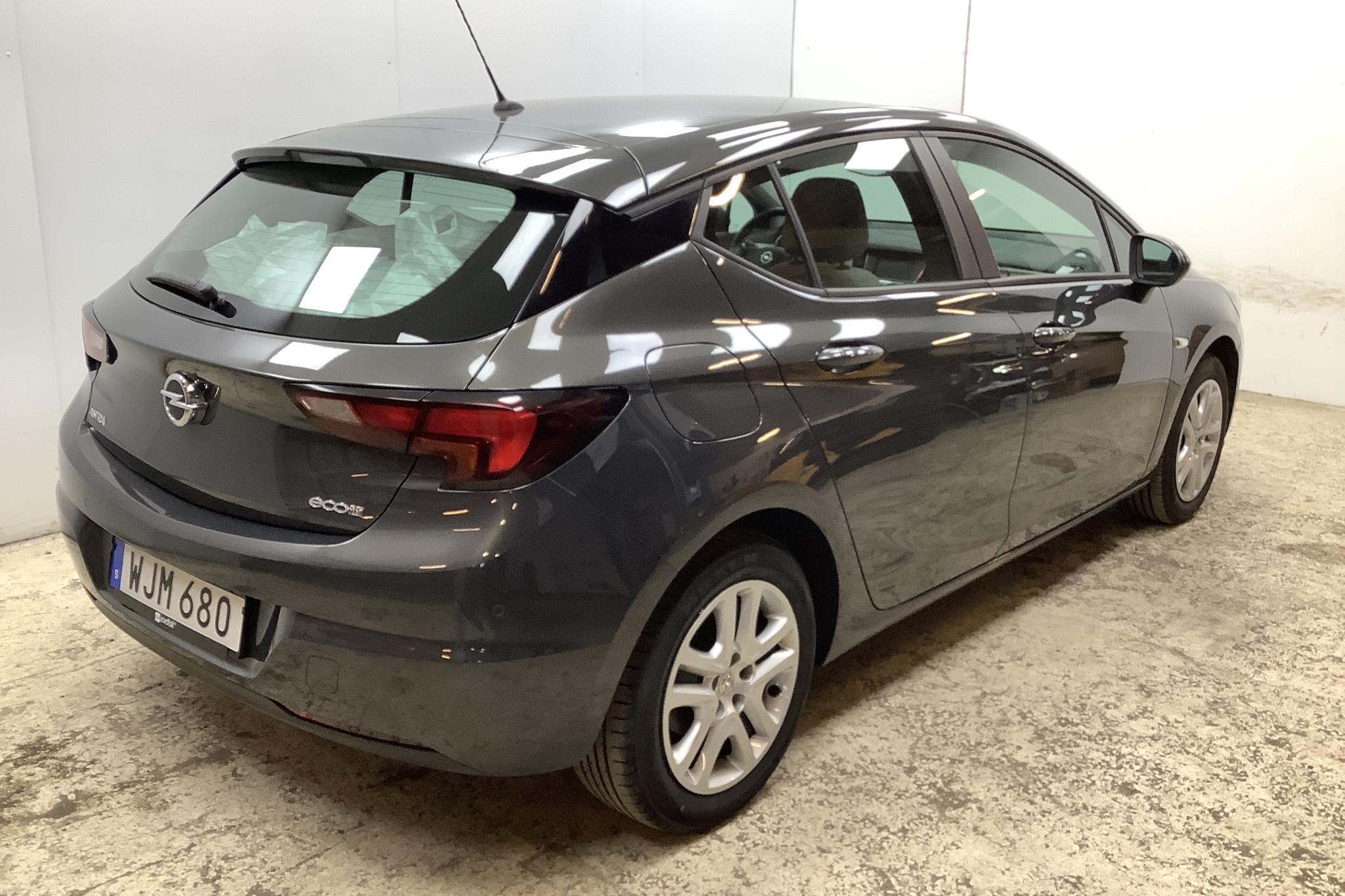 Opel Astra 1.0 Turbo ECOTEC 5dr (105hk) - 4 307 mil - Manuell - grå - 2016