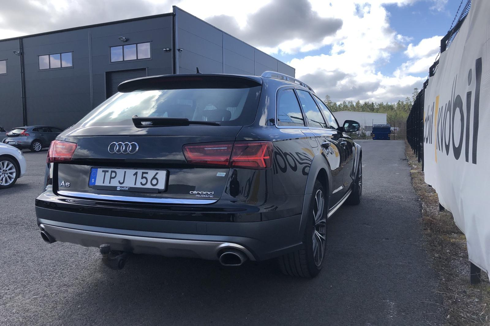 Audi A6 Allroad 3.0 TDI quattro (218hk) - 178 590 km - Automatic - black - 2015
