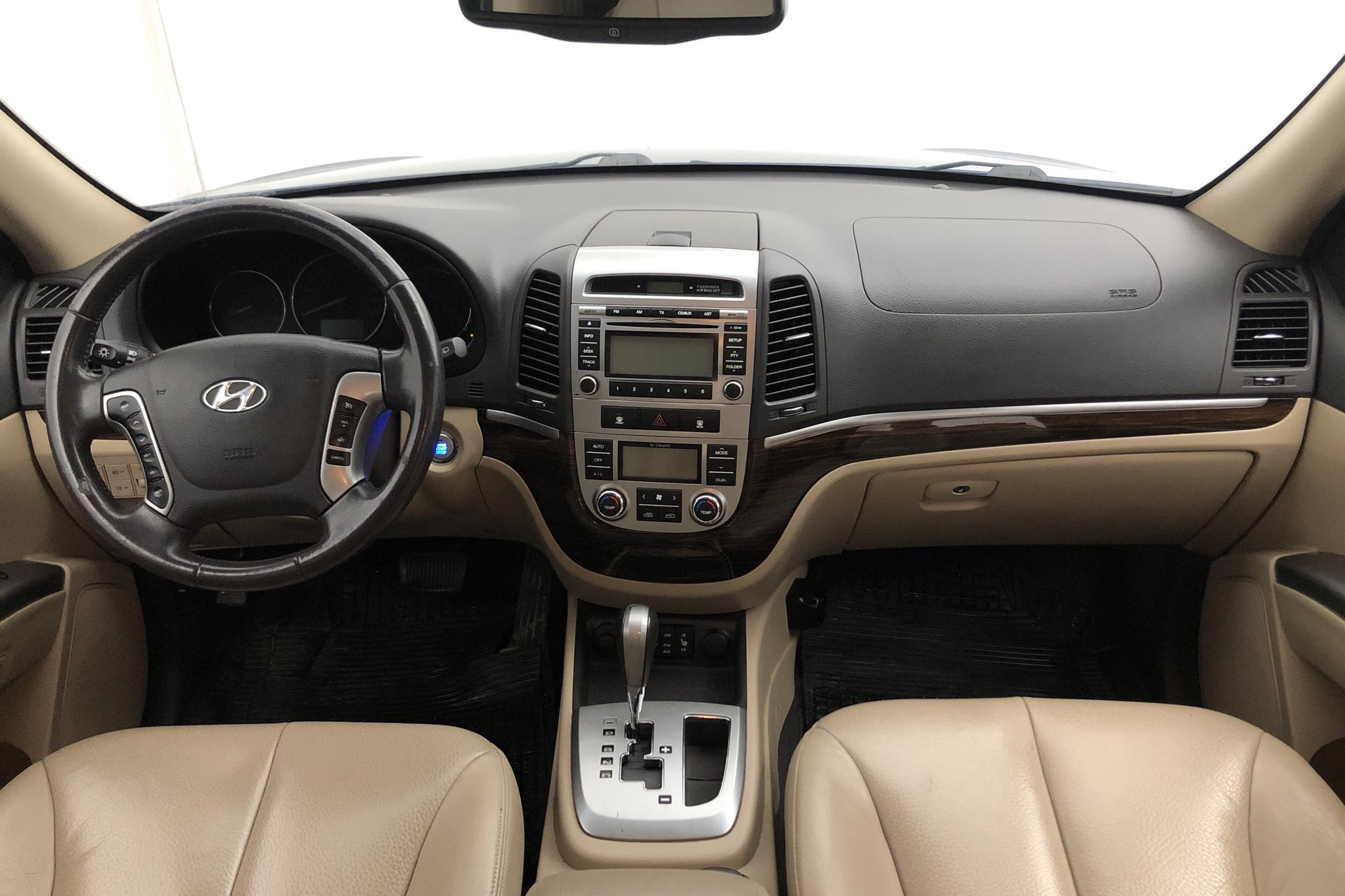 Hyundai Santa Fé 2.2 CRDi-R (197hk) - 9 974 mil - Automat - blå - 2010