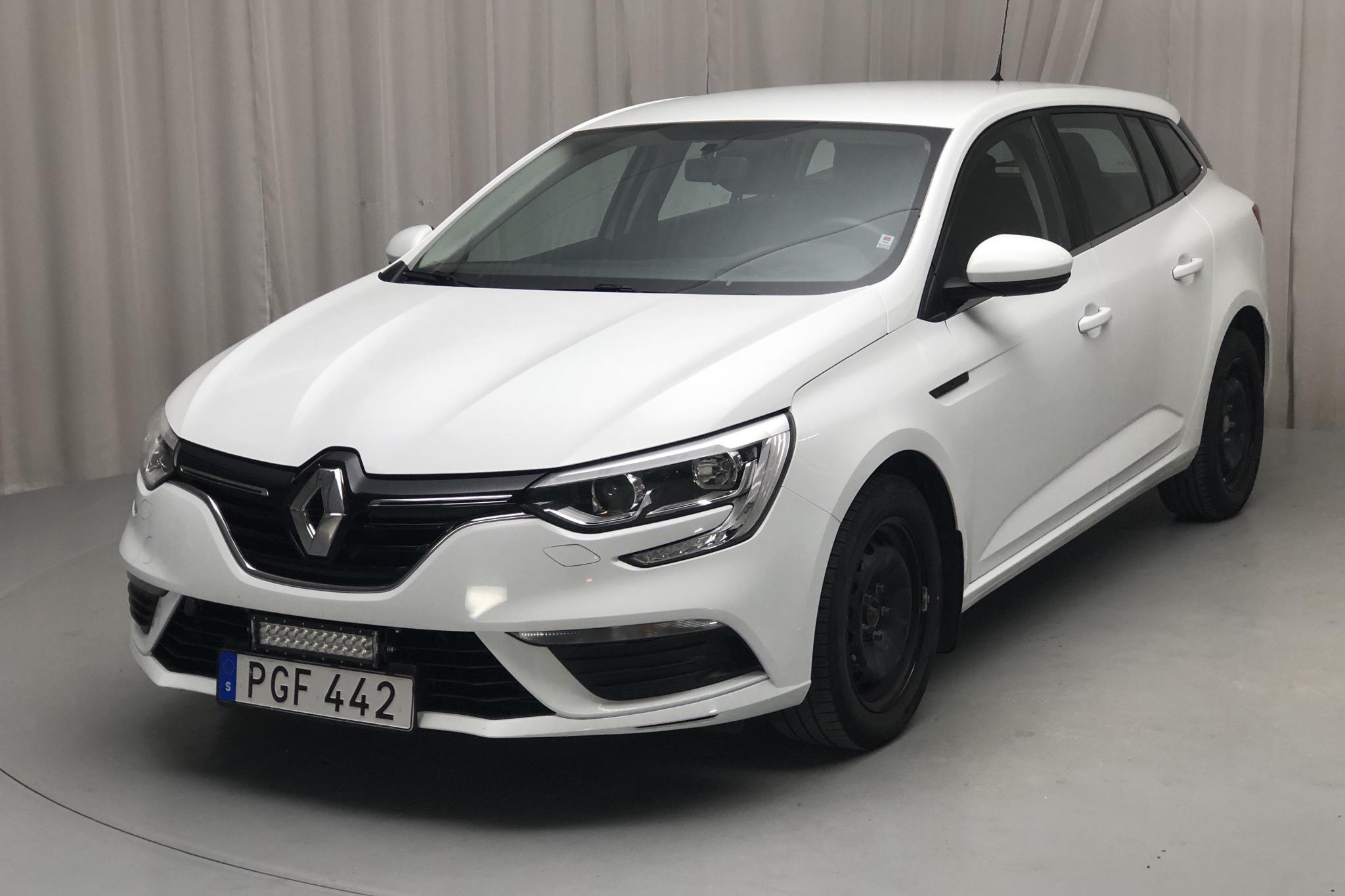 Renault Mégane 1.5 dCi Sport Tourer (110hk) - 11 585 mil - Manuell - vit - 2017