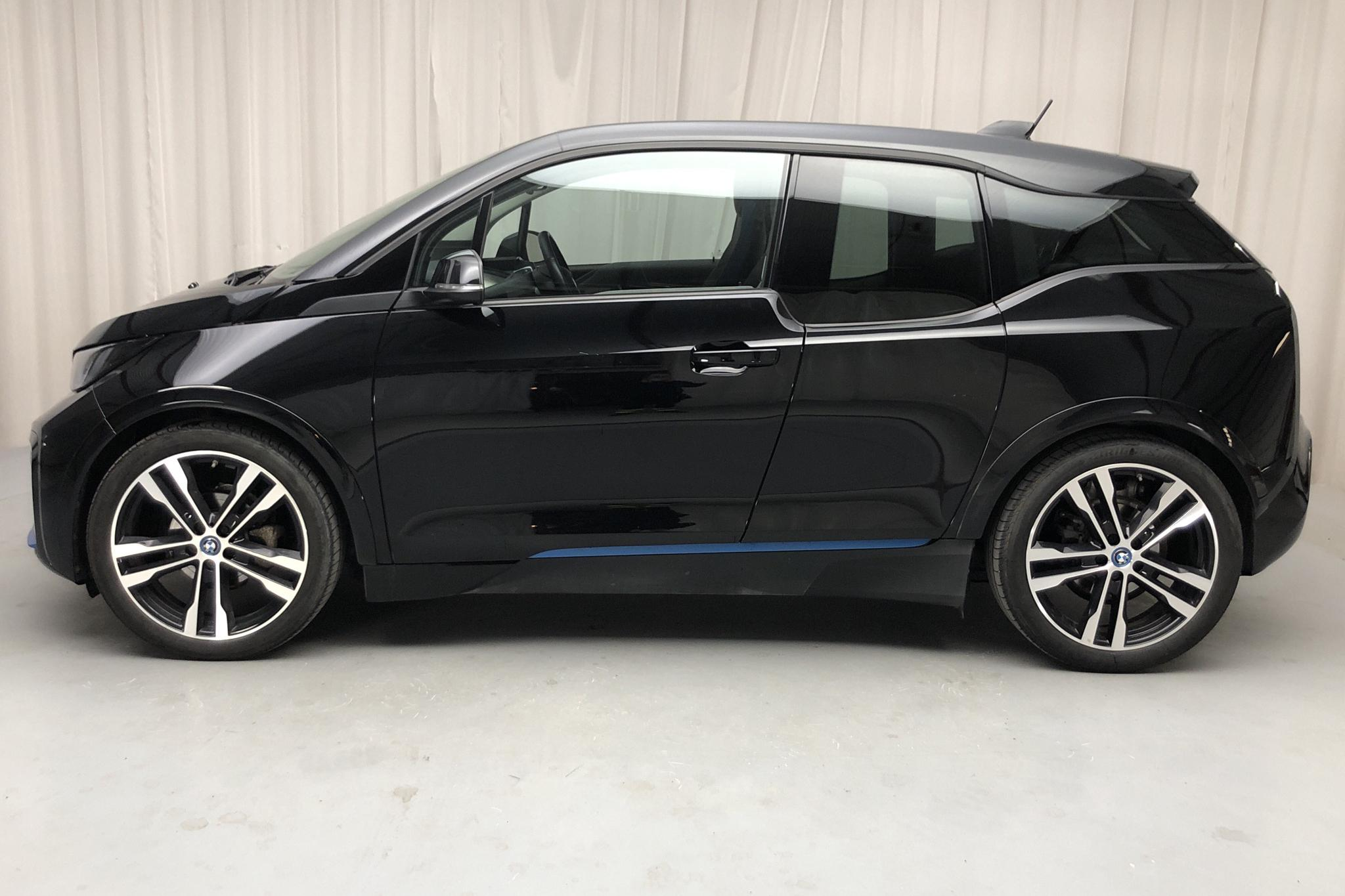 BMW i3s 120Ah, I01 (184hk) - 3 842 mil - Automat - svart - 2019