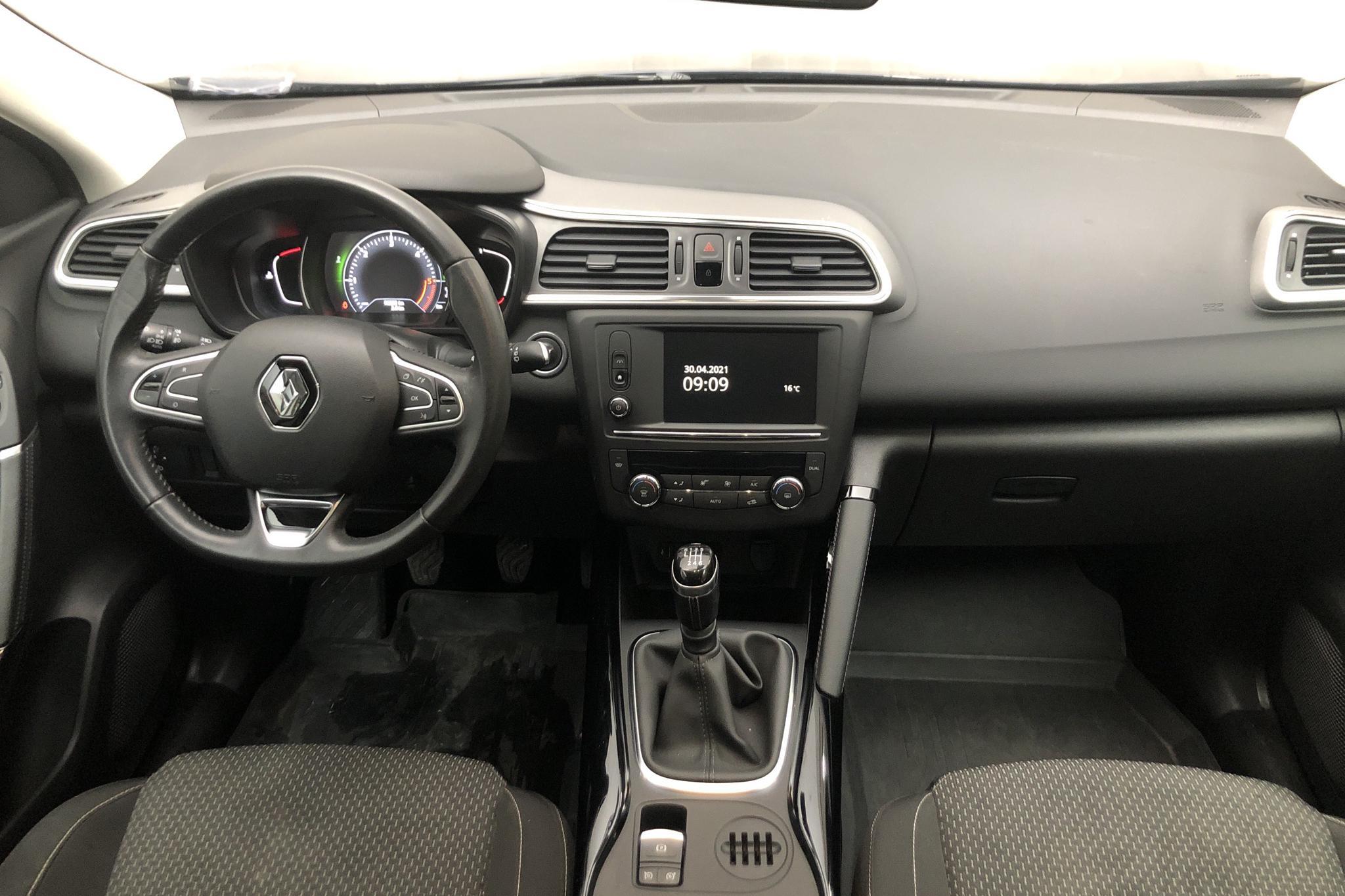 Renault Kadjar 1.5 dCi (110hk) - 98 230 km - Manual - blue - 2016