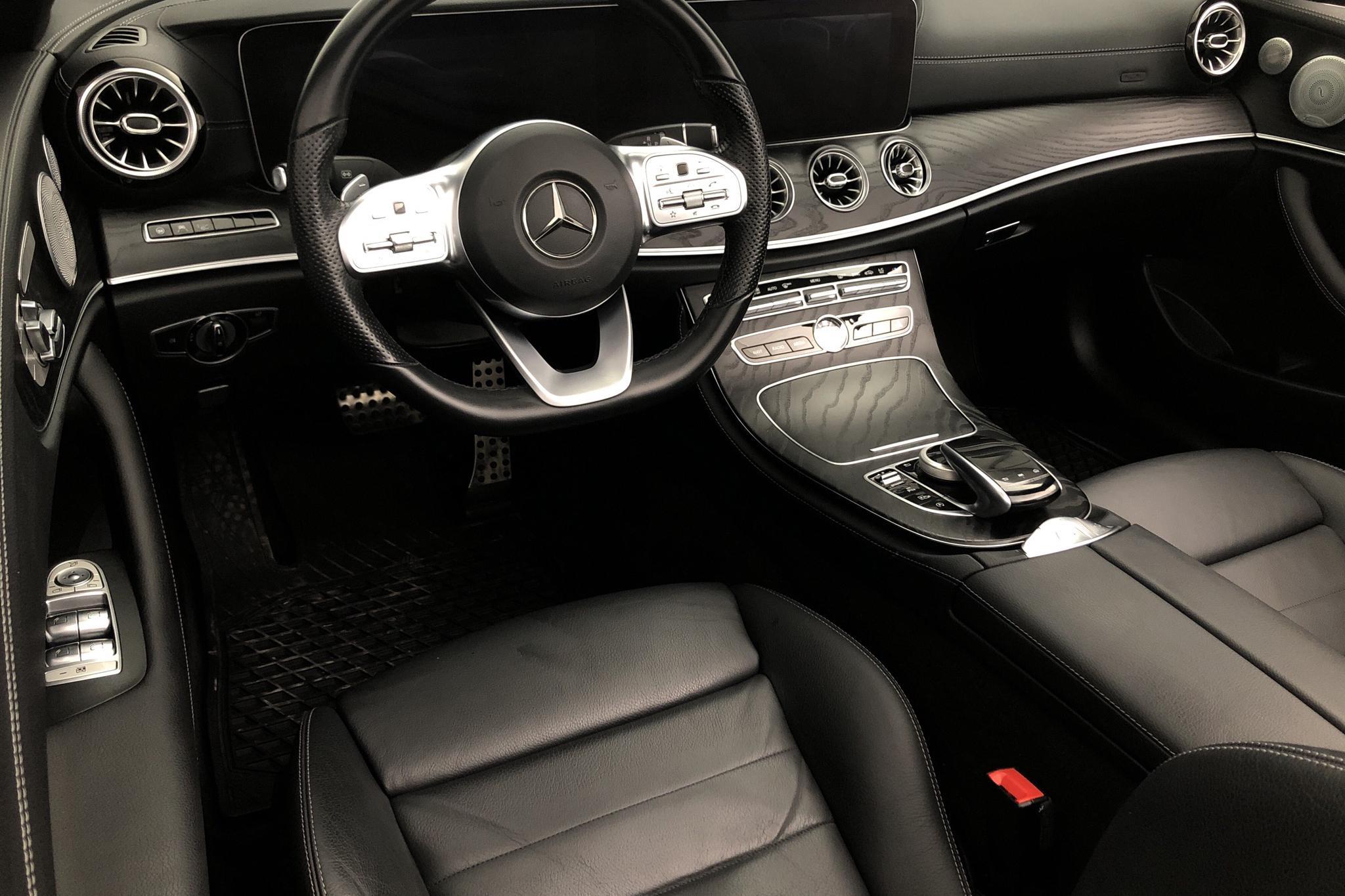 Mercedes E 300 Cabriolet A238 (245hk) - 2 113 mil - Automat - Dark Blue - 2019