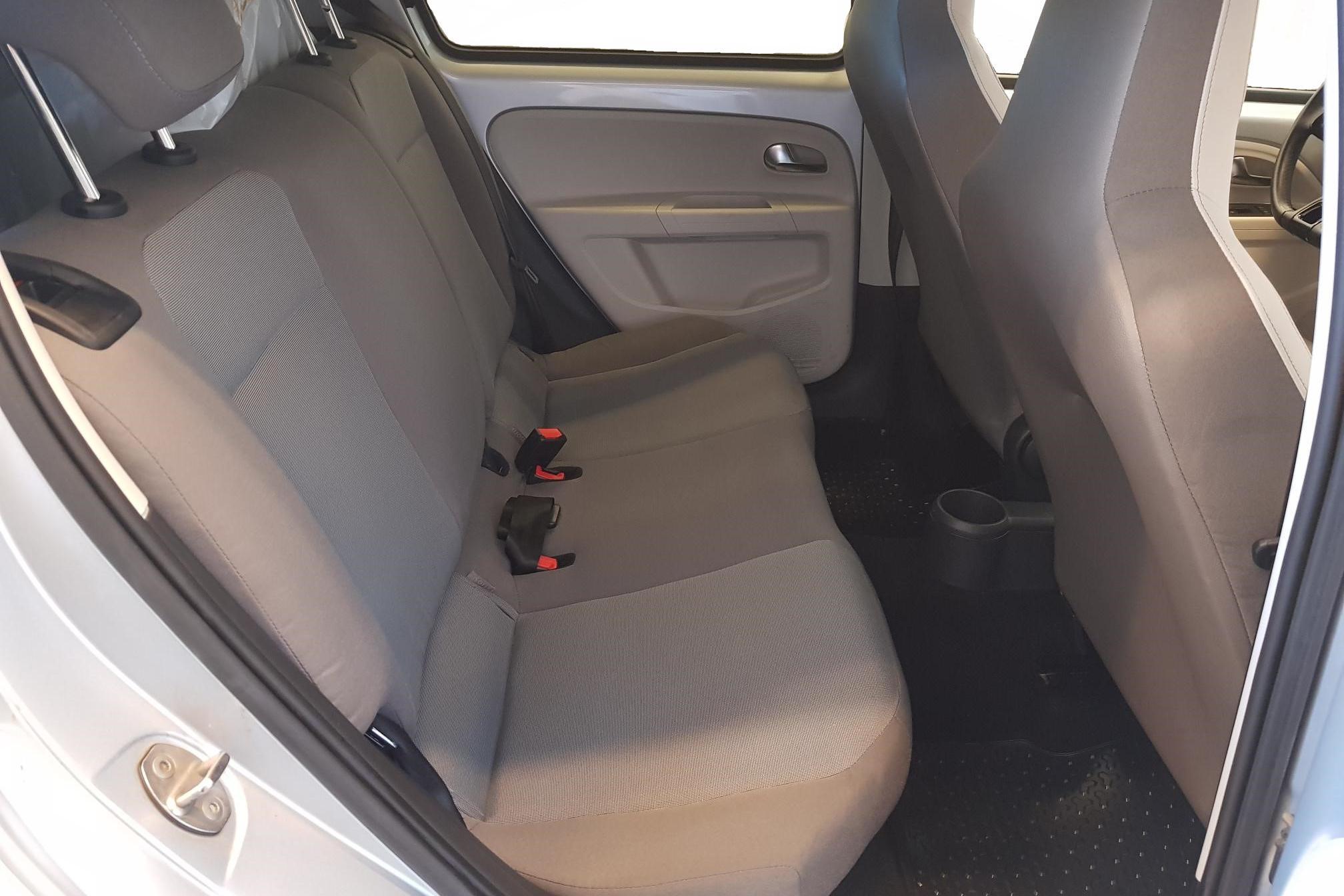 VW e-up! (82hk) - 43 090 km - Automatic - silver - 2014