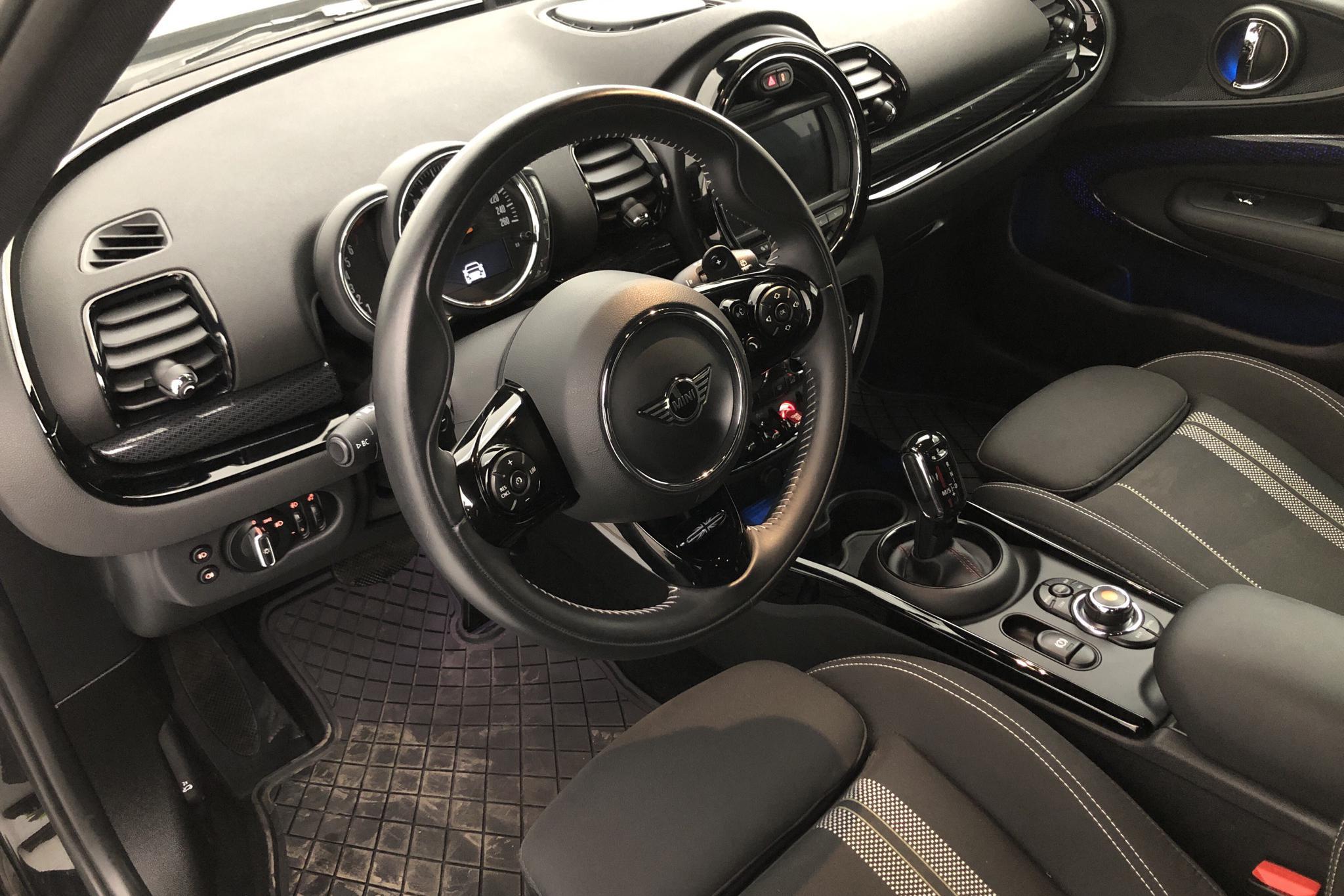 MINI Cooper S Clubman, F54 LCI (192hk) - 1 415 mil - Automat - svart - 2020