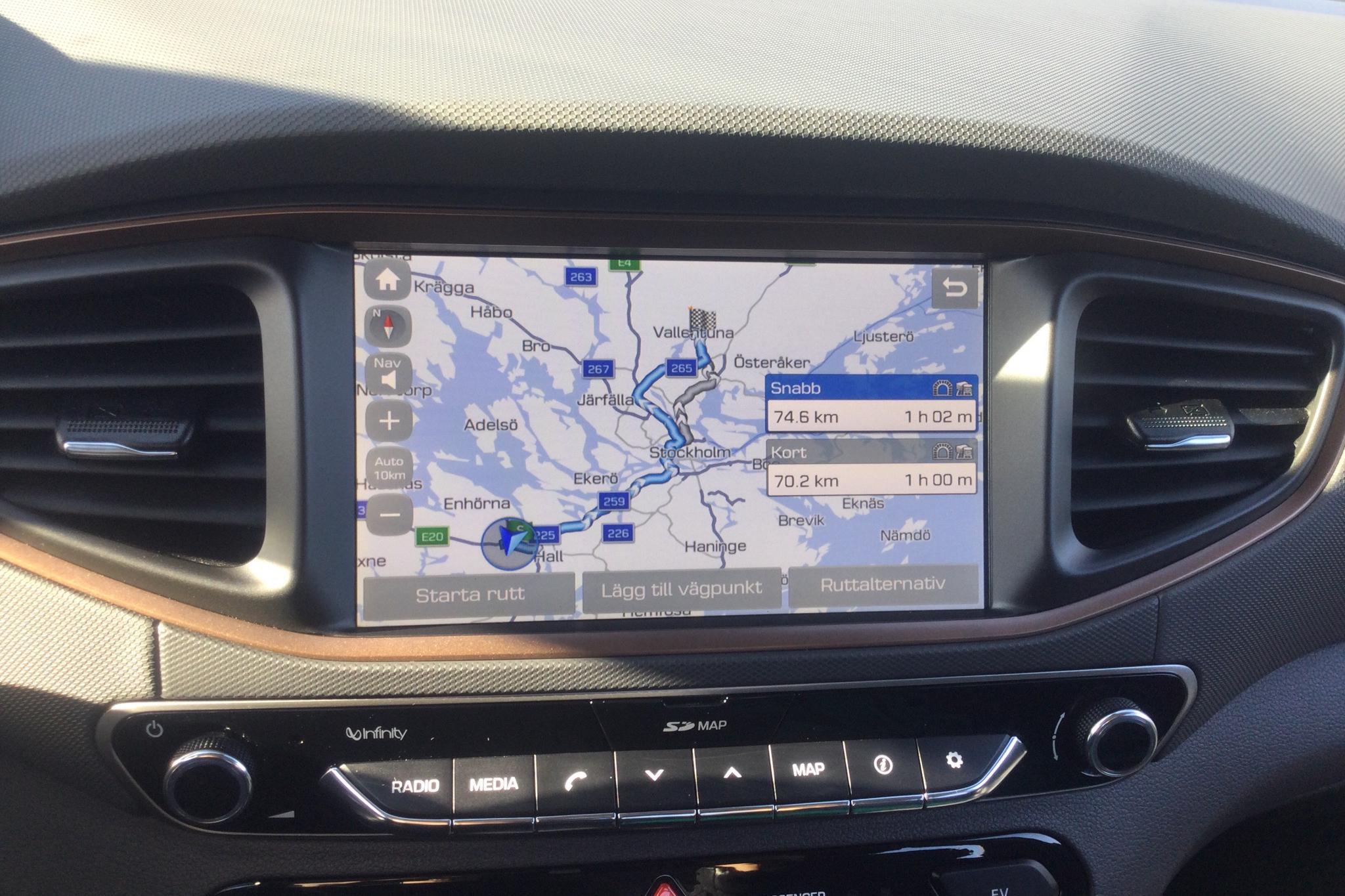 Hyundai IONIQ Electric (120hk) - 15 200 km - Automatic - 2019