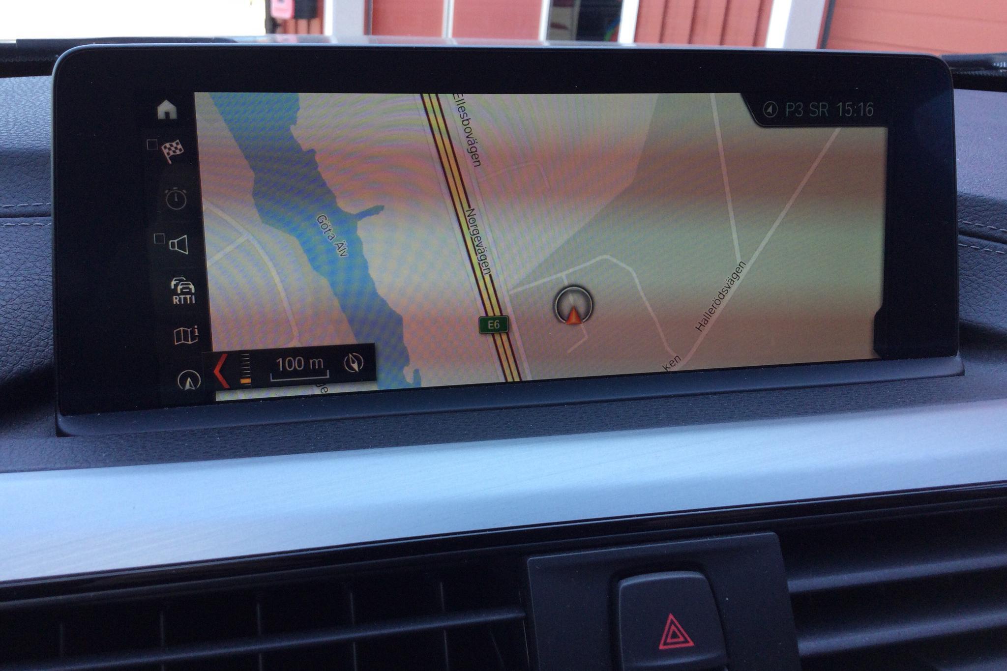 BMW 320d xDrive Sedan, F30 (190hk) - 35 620 km - Automatic - black - 2018