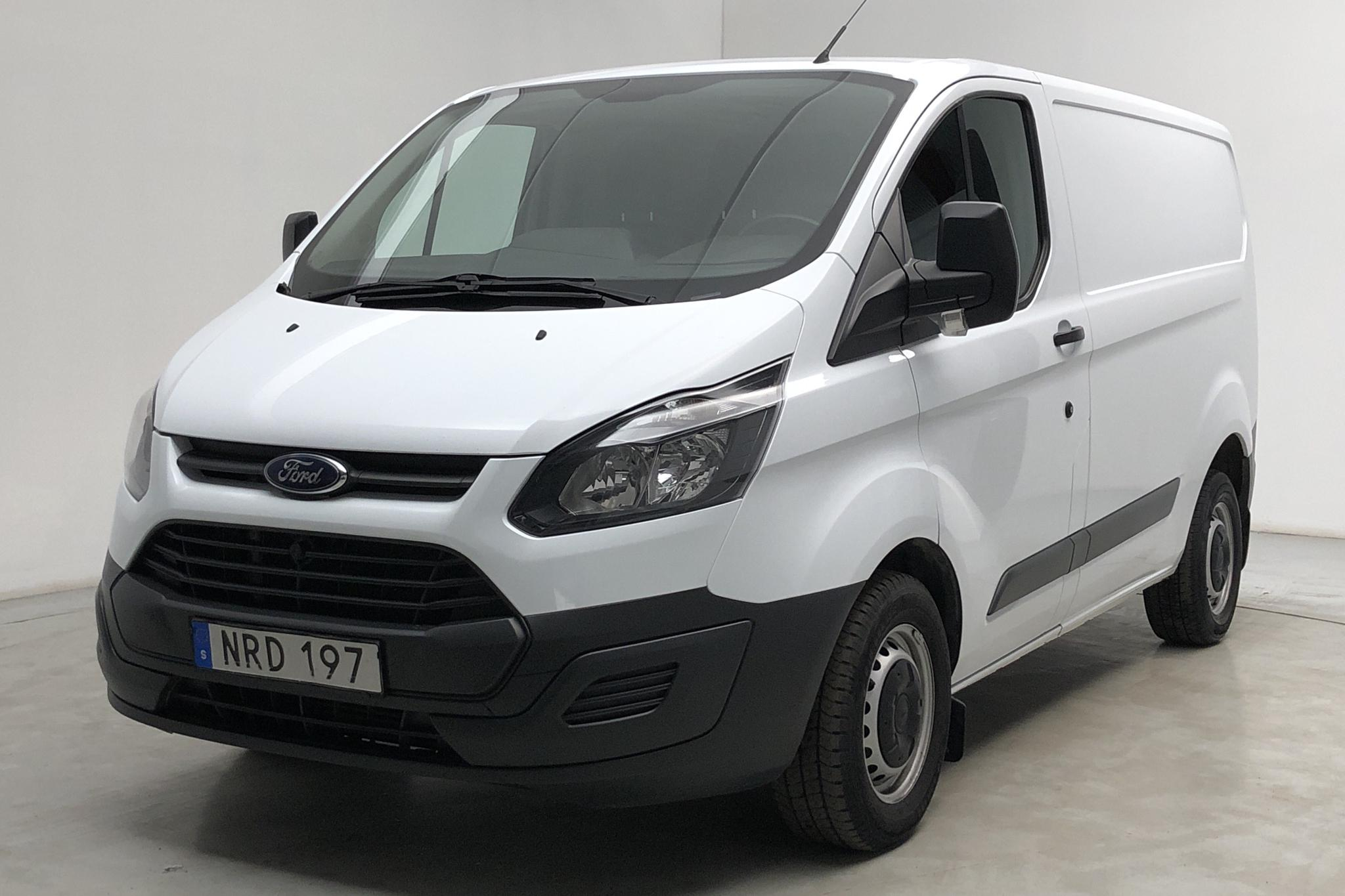 Ford Transit Custom 270 (100hk) - 7 530 mil - Manuell - vit - 2015