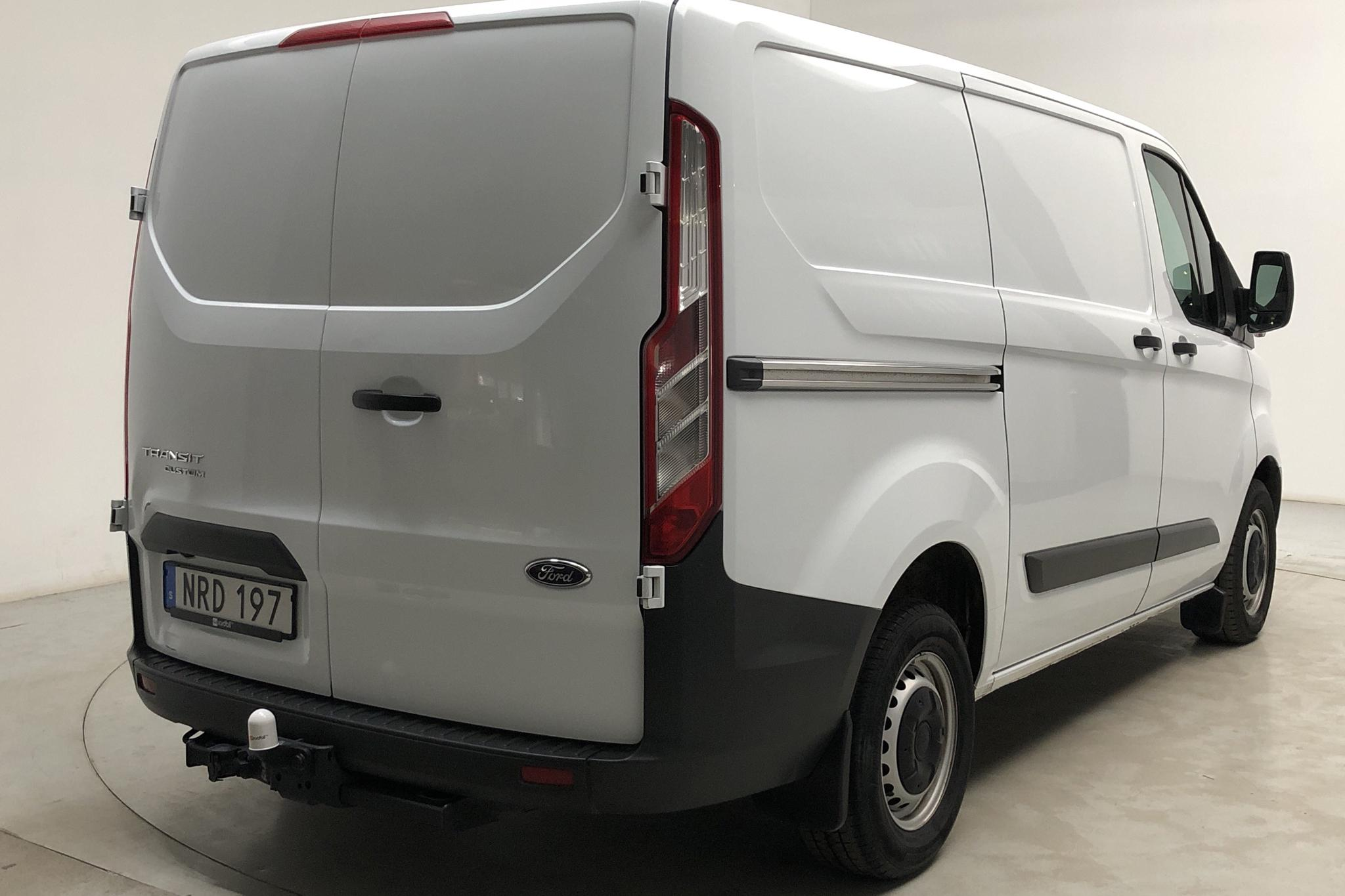 Ford Transit Custom 270 (100hk) - 75 300 km - Manual - white - 2015