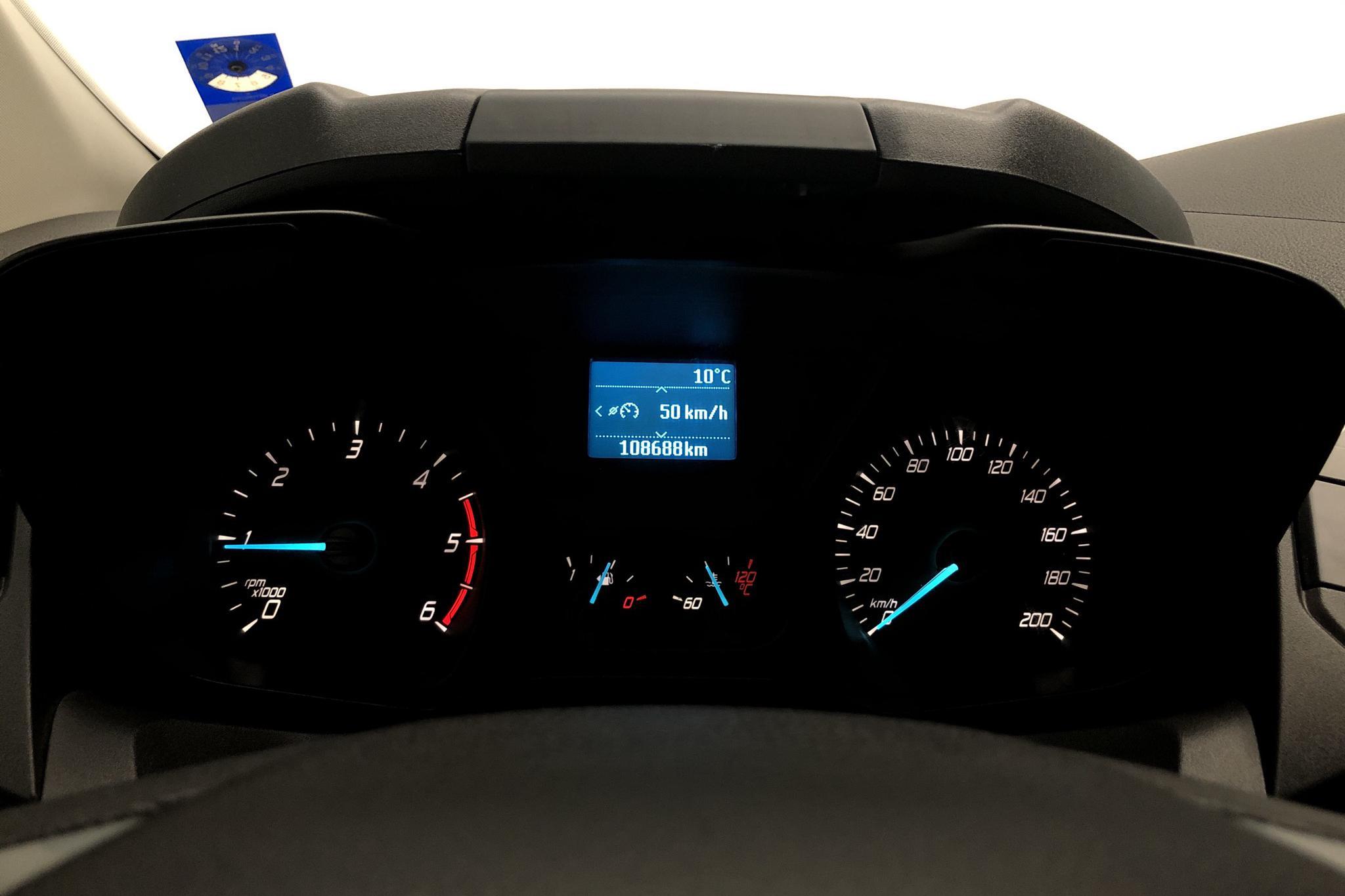 Ford Transit Custom 270 (100hk) - 108 680 km - Manual - white - 2015