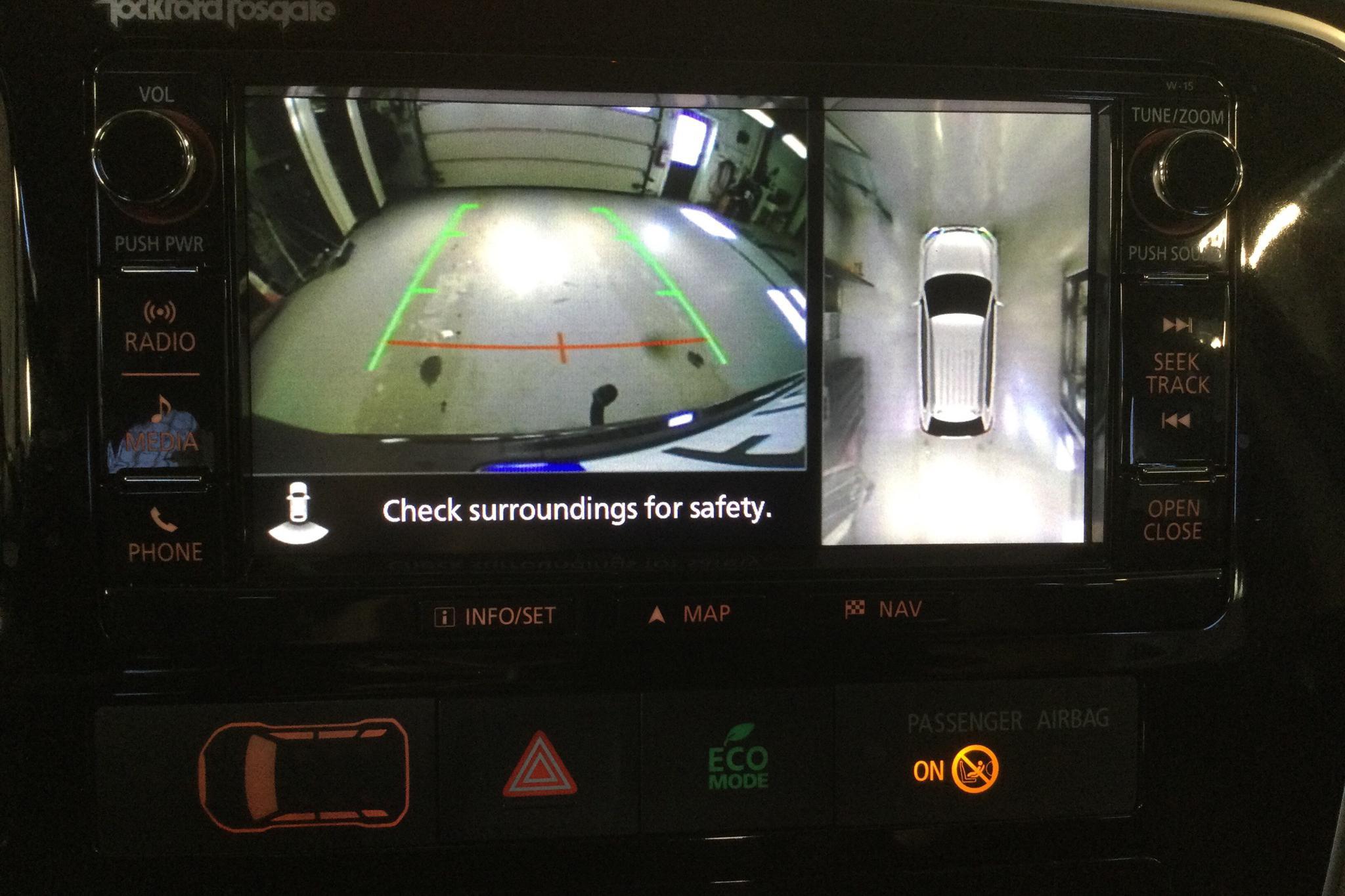 Mitsubishi Outlander 2.0 Plug-in Hybrid 4WD (121hk) - 20 279 mil - Automat - svart - 2016
