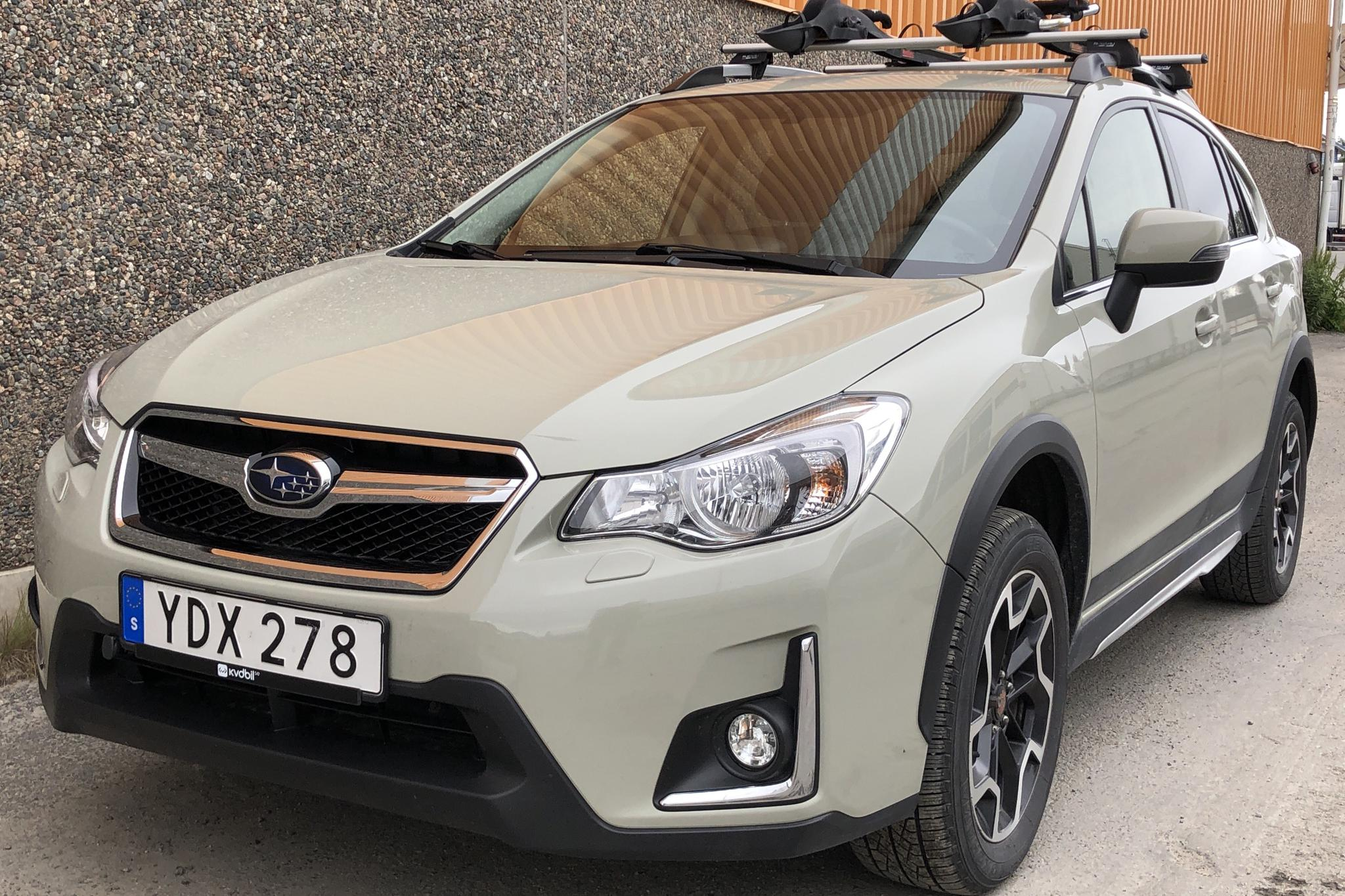 Subaru XV 2.0i (150hk)