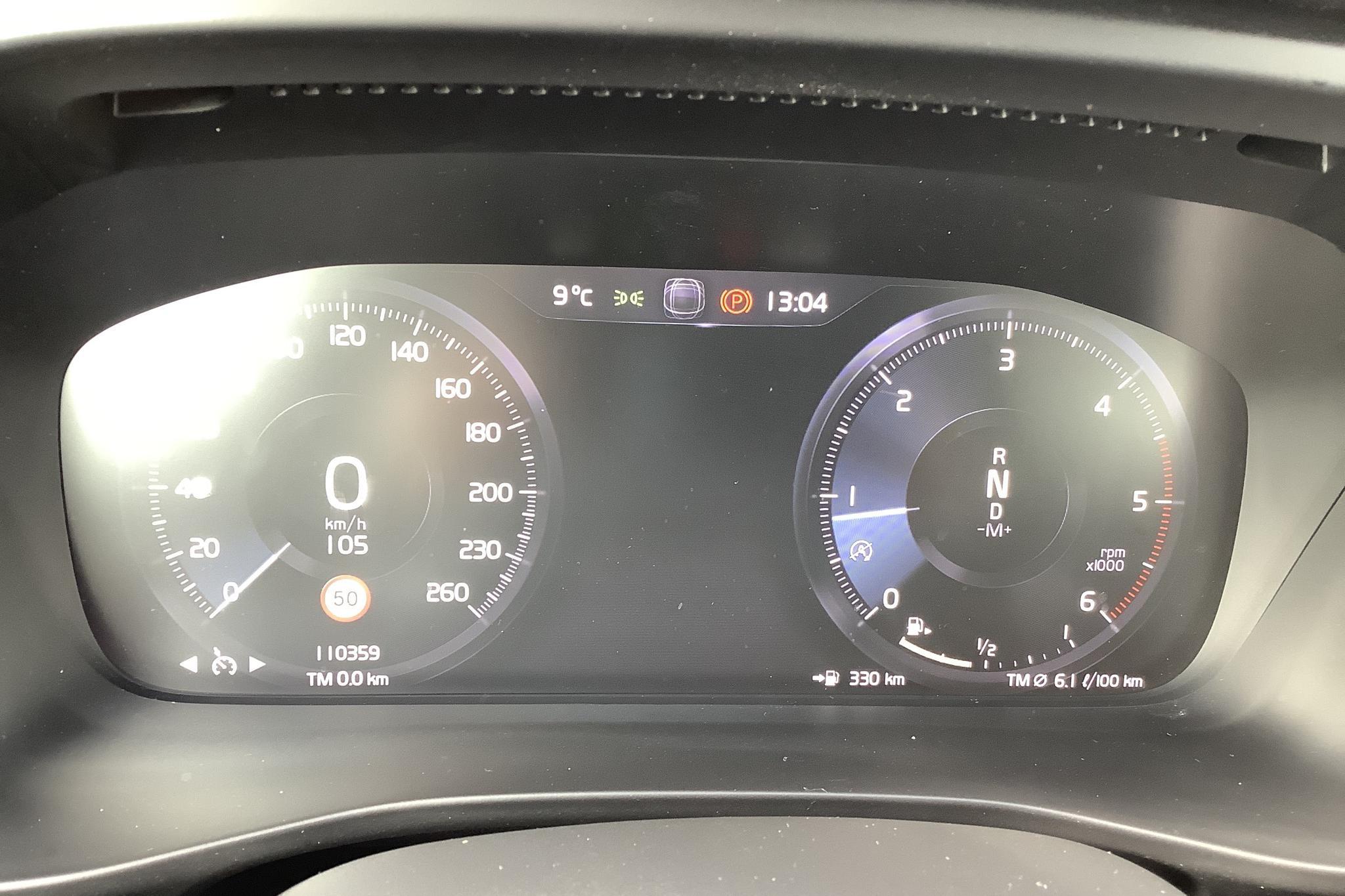 Volvo XC40 D3 2WD (150hk) - 110 350 km - Automatic - white - 2019