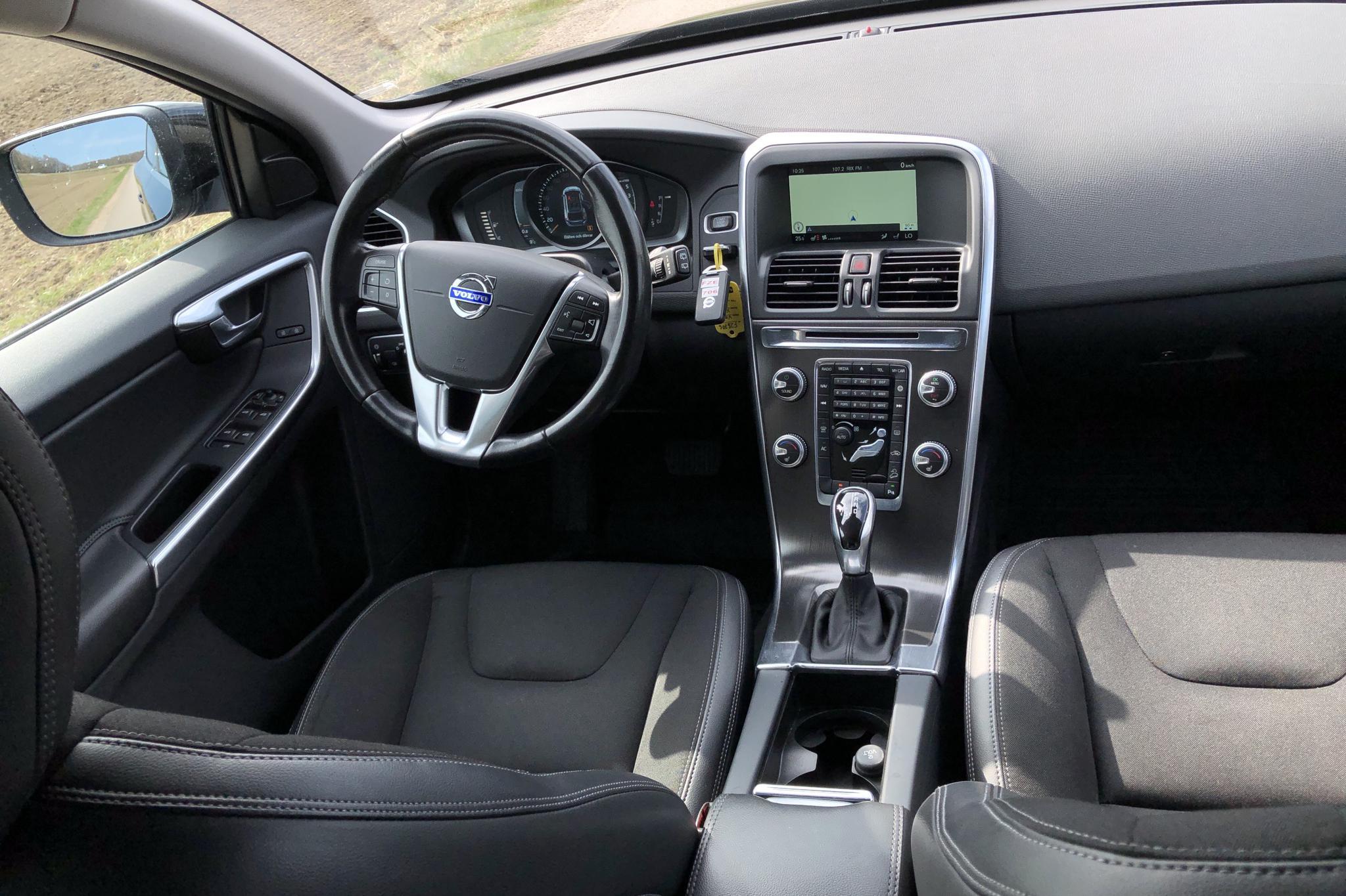 Volvo XC60 D4 AWD (190hk) - 135 020 km - Automatic - black - 2016
