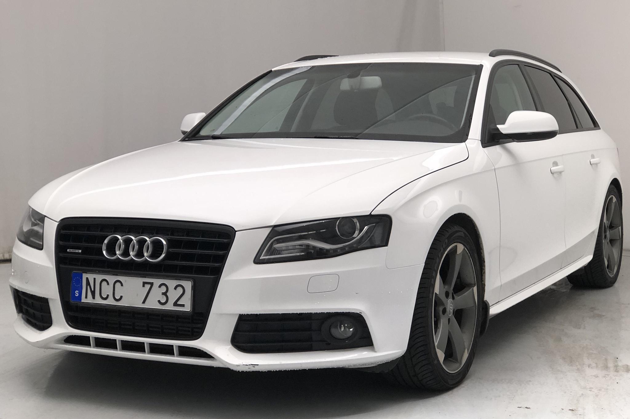Audi A4 2.0 TFSI Avant quattro (211hk)