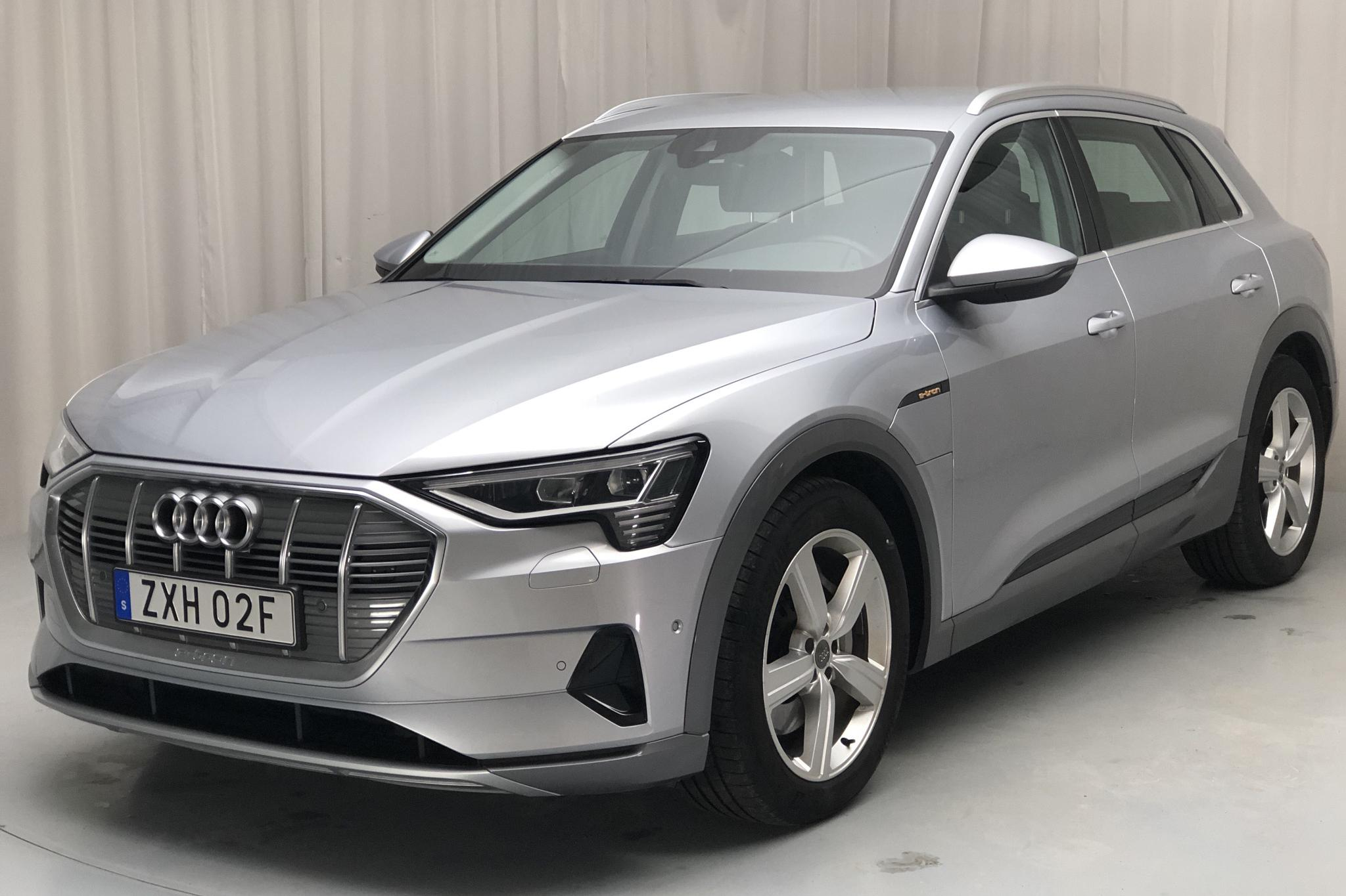 Audi e-tron 50 quattro 71 kWh (288hk)