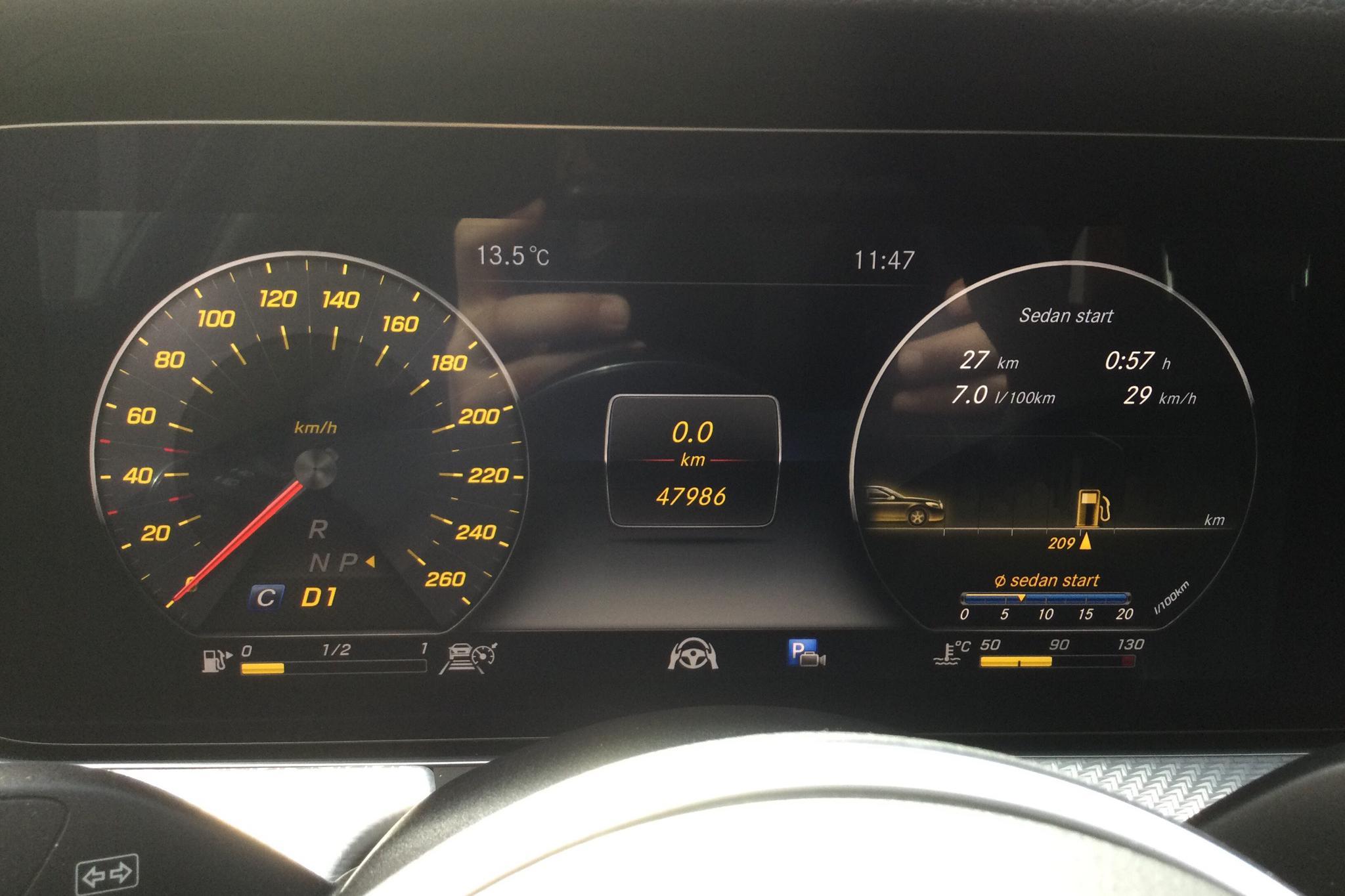 Mercedes E 220 d 4MATIC Kombi All-Terrain S213 (194hk) - 4 798 mil - Automat - grå - 2019