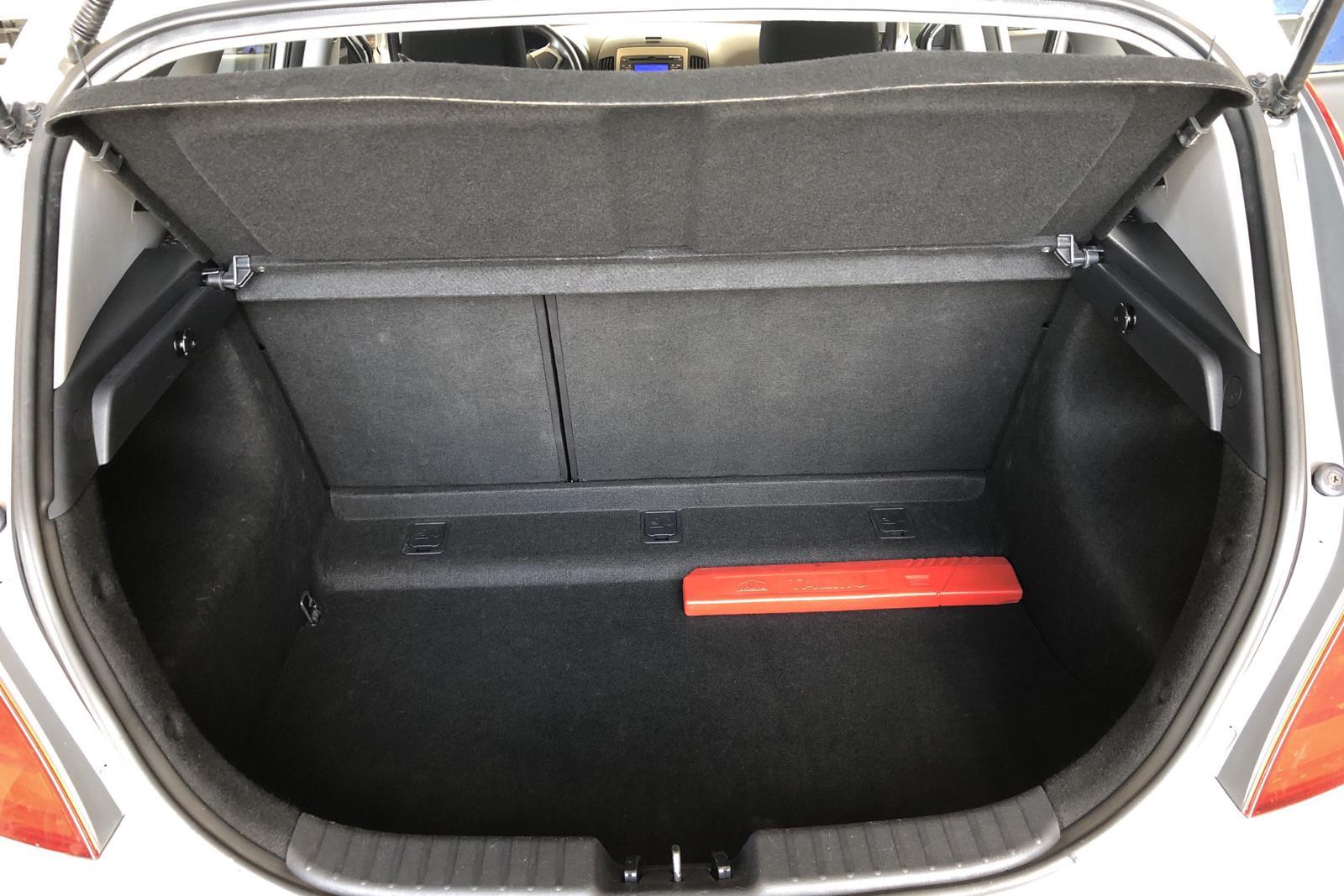 Hyundai i30 1.6 5dr (122hk) - 66 510 km - Manual - silver - 2008