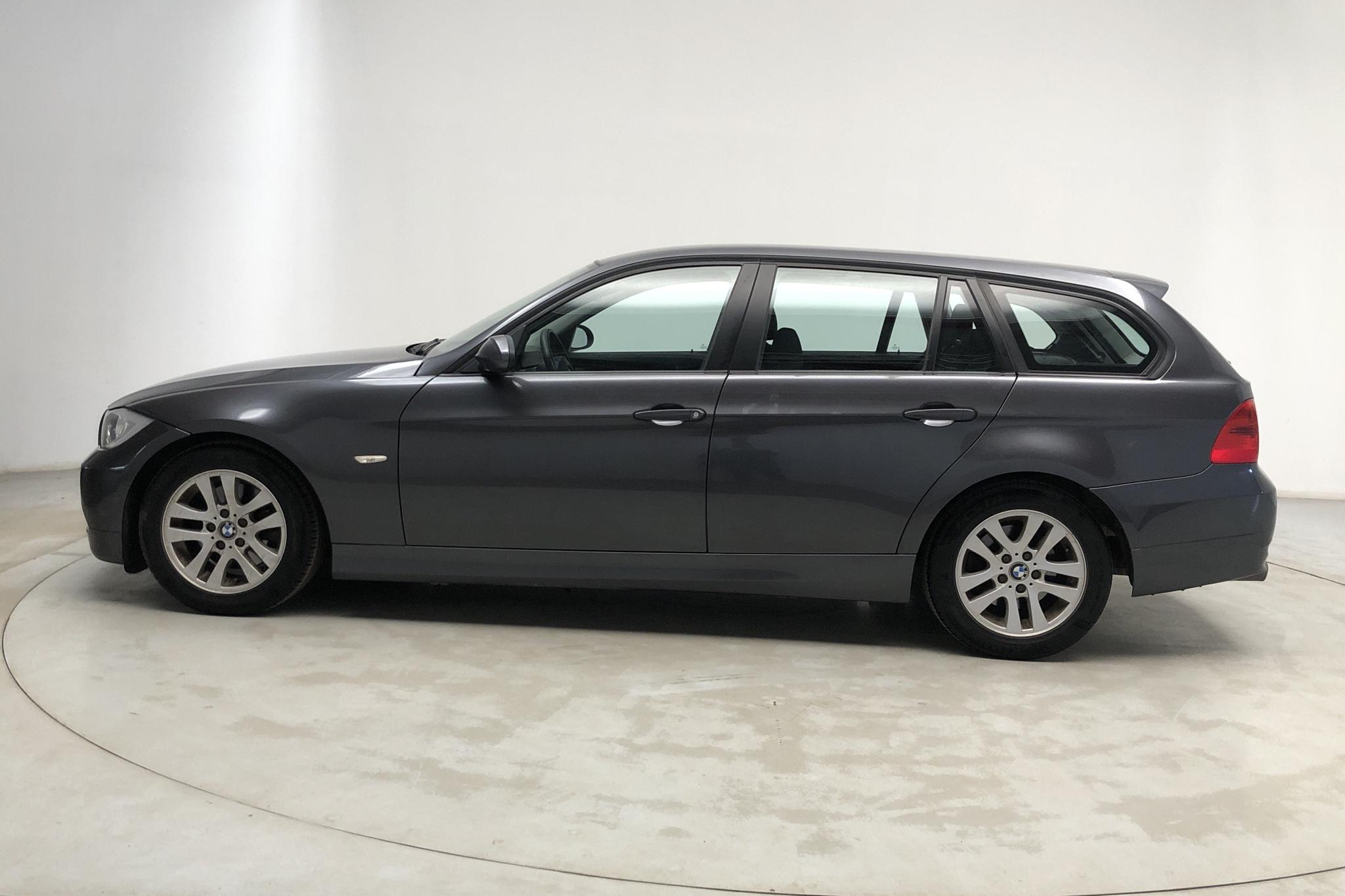 BMW 320d Touring, E91 (177hk) - 189 290 km - Manual - Dark Grey - 2008
