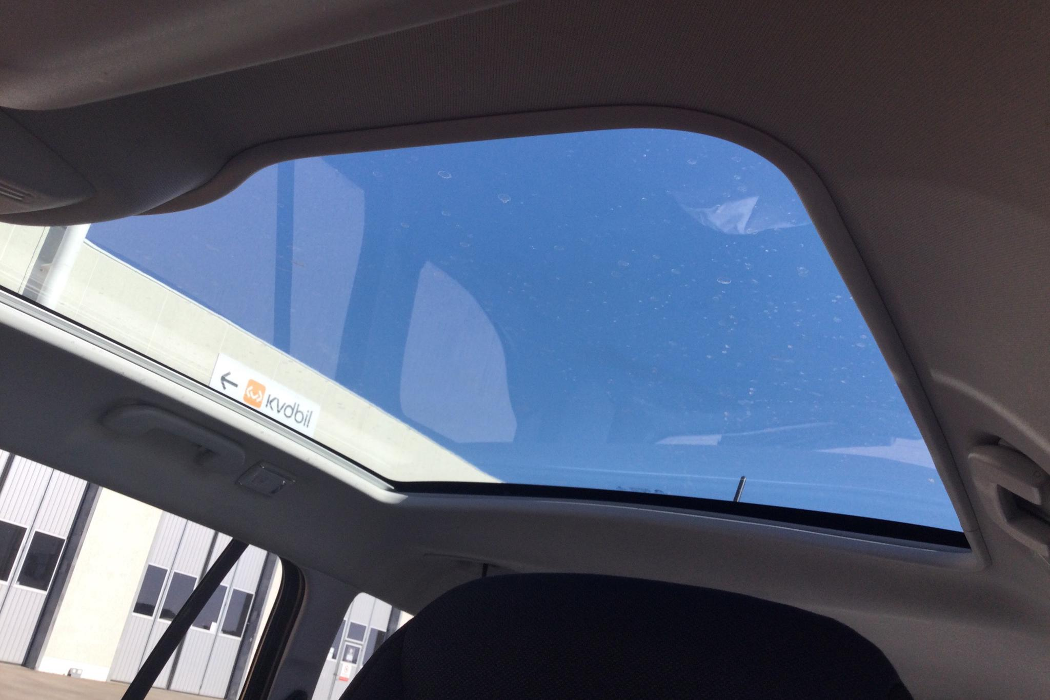 Citroen C4 Grand Picasso BlueHDi (120hk) - 209 380 km - Automatic - black - 2016