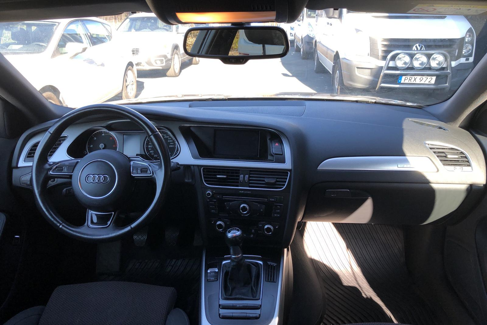 Audi A4 Allroad 2.0 TDI Avant quattro (150hk) - 15 204 mil - Manuell - grå - 2015