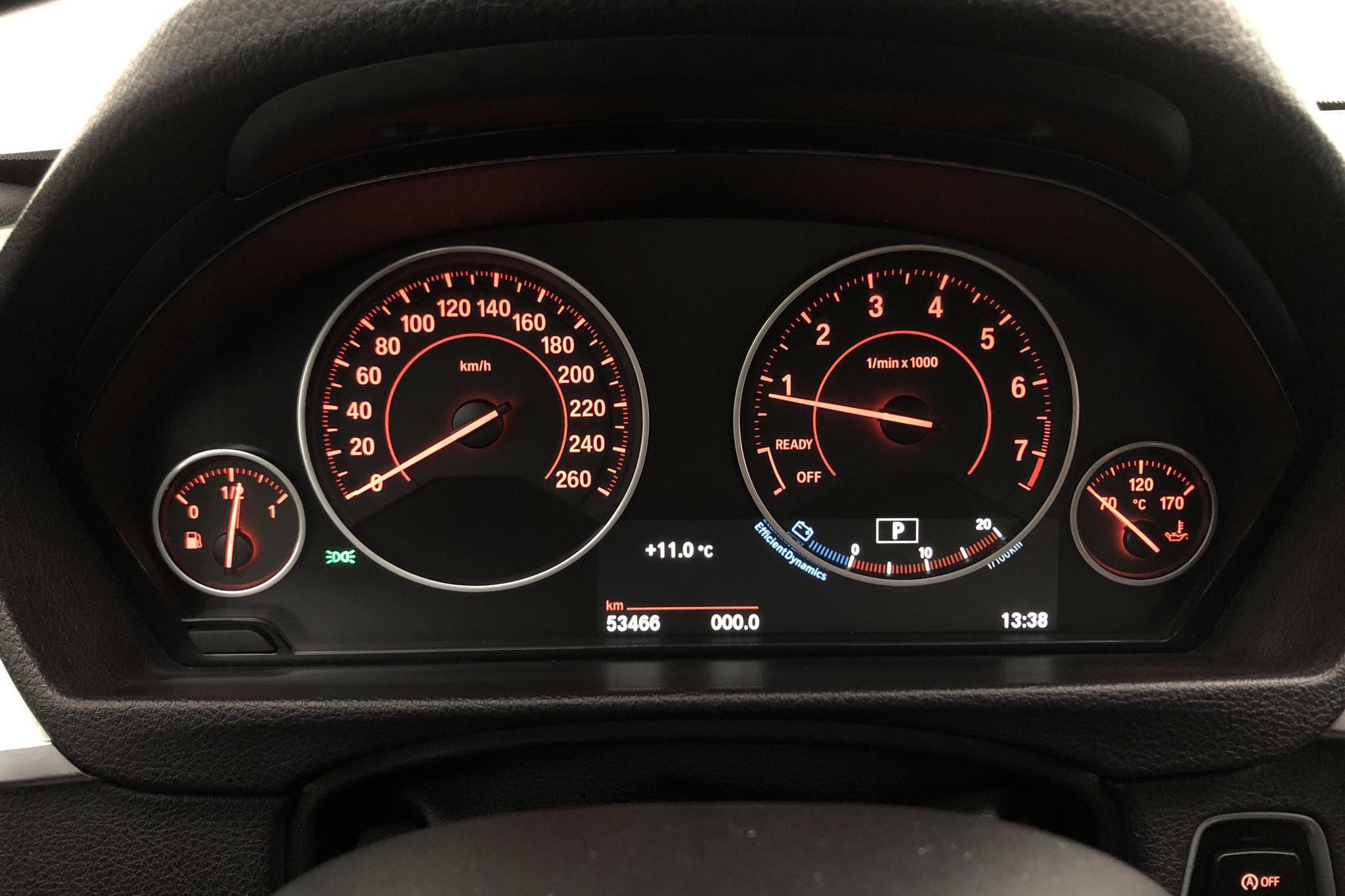 BMW 428i xDrive Gran Coupé, F36 (245hk) - 53 460 km - Automatic - gray - 2016