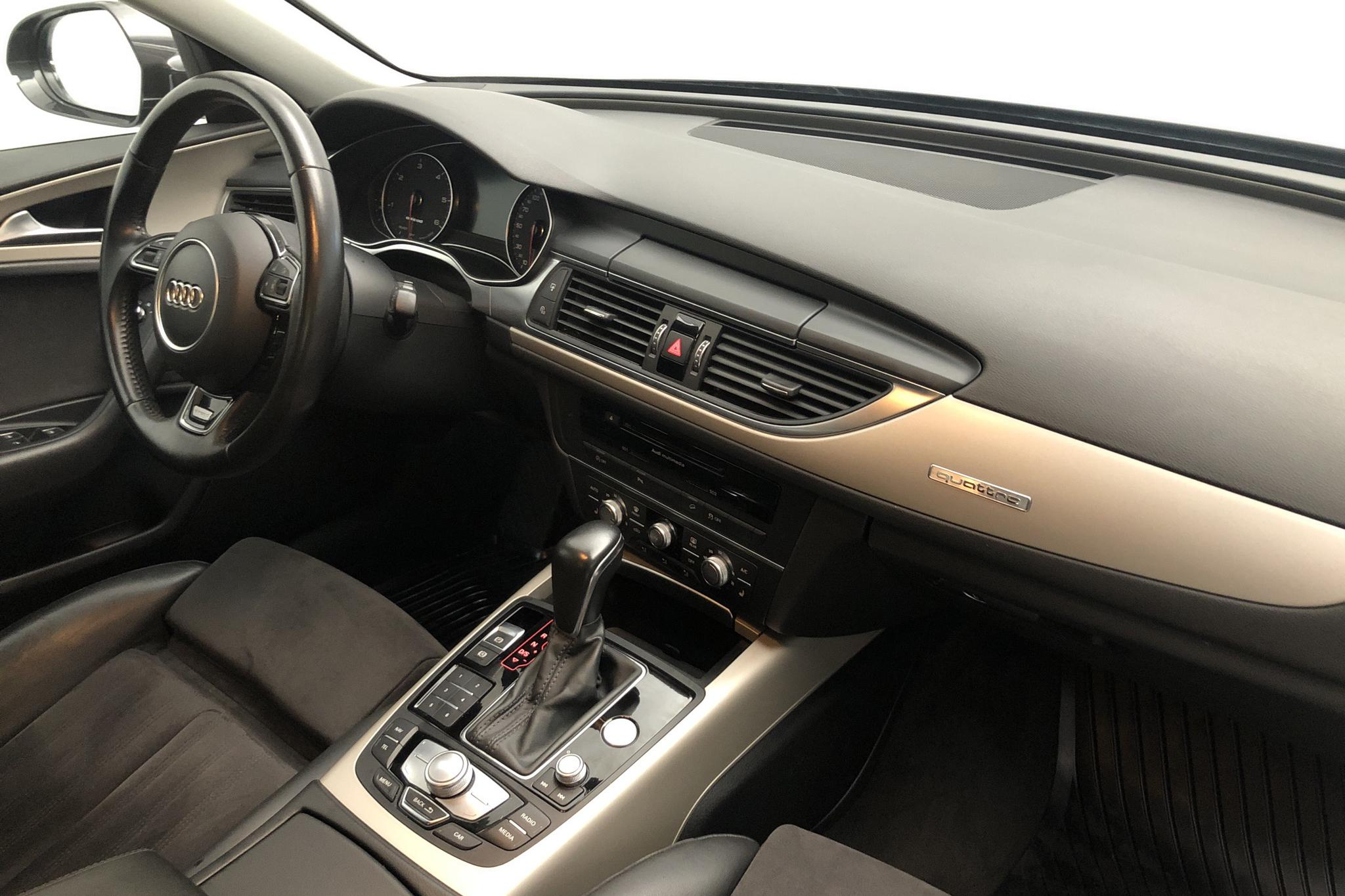 Audi A6 Allroad 3.0 TDI quattro (218hk) - 127 400 km - Automatic - gray - 2016