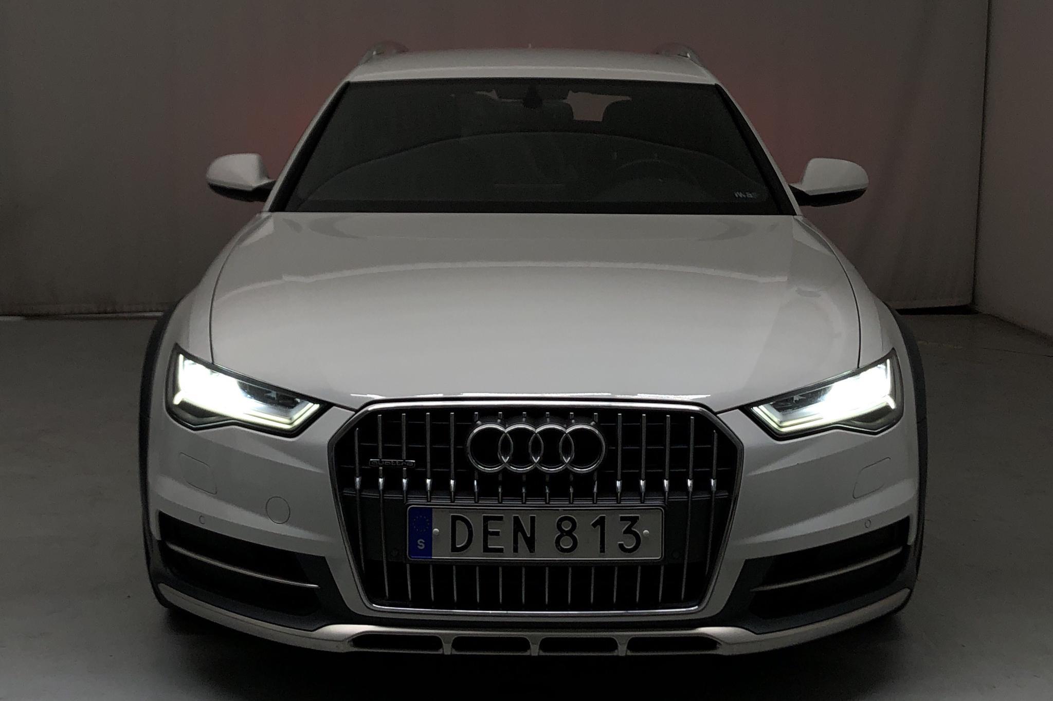 Audi A6 Allroad 3.0 TDI quattro (218hk) - 10 122 mil - Automat - vit - 2017