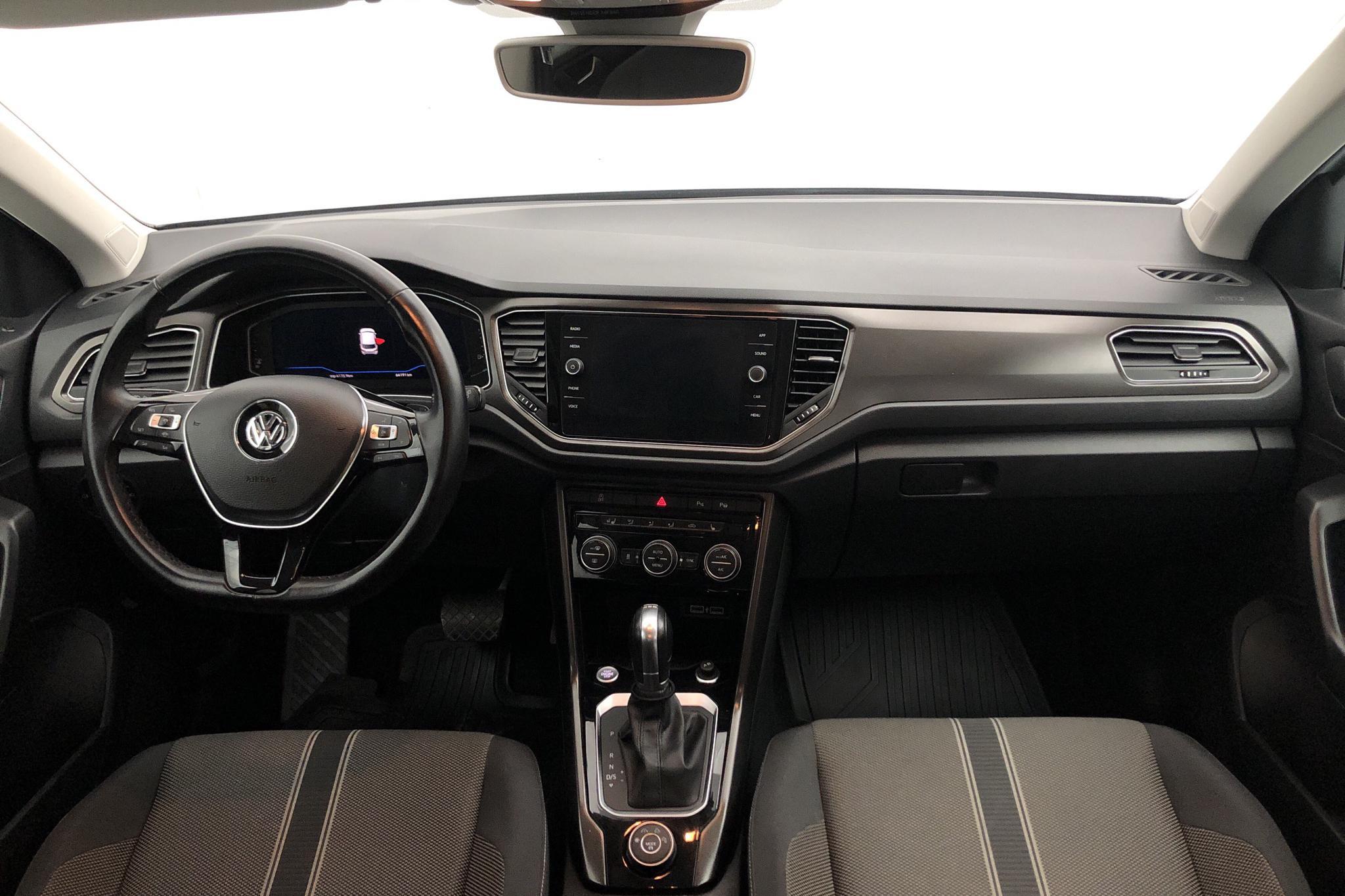 VW T-Roc 2.0 TSI 4MOTION (190hk) - 6 419 mil - Automat - vit - 2019