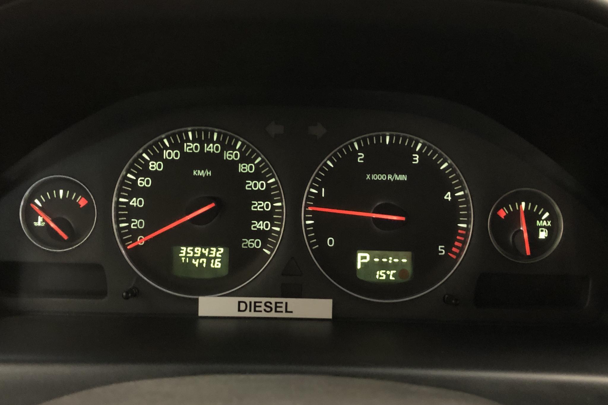 Volvo V70 D5 (185hk) - 35 944 mil - Automat - Light Brown - 2006