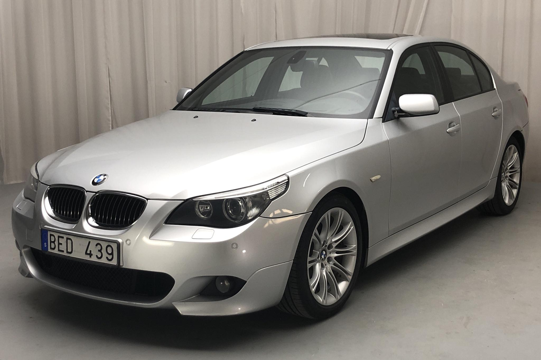 BMW 530i Sedan, E60 (258hk)