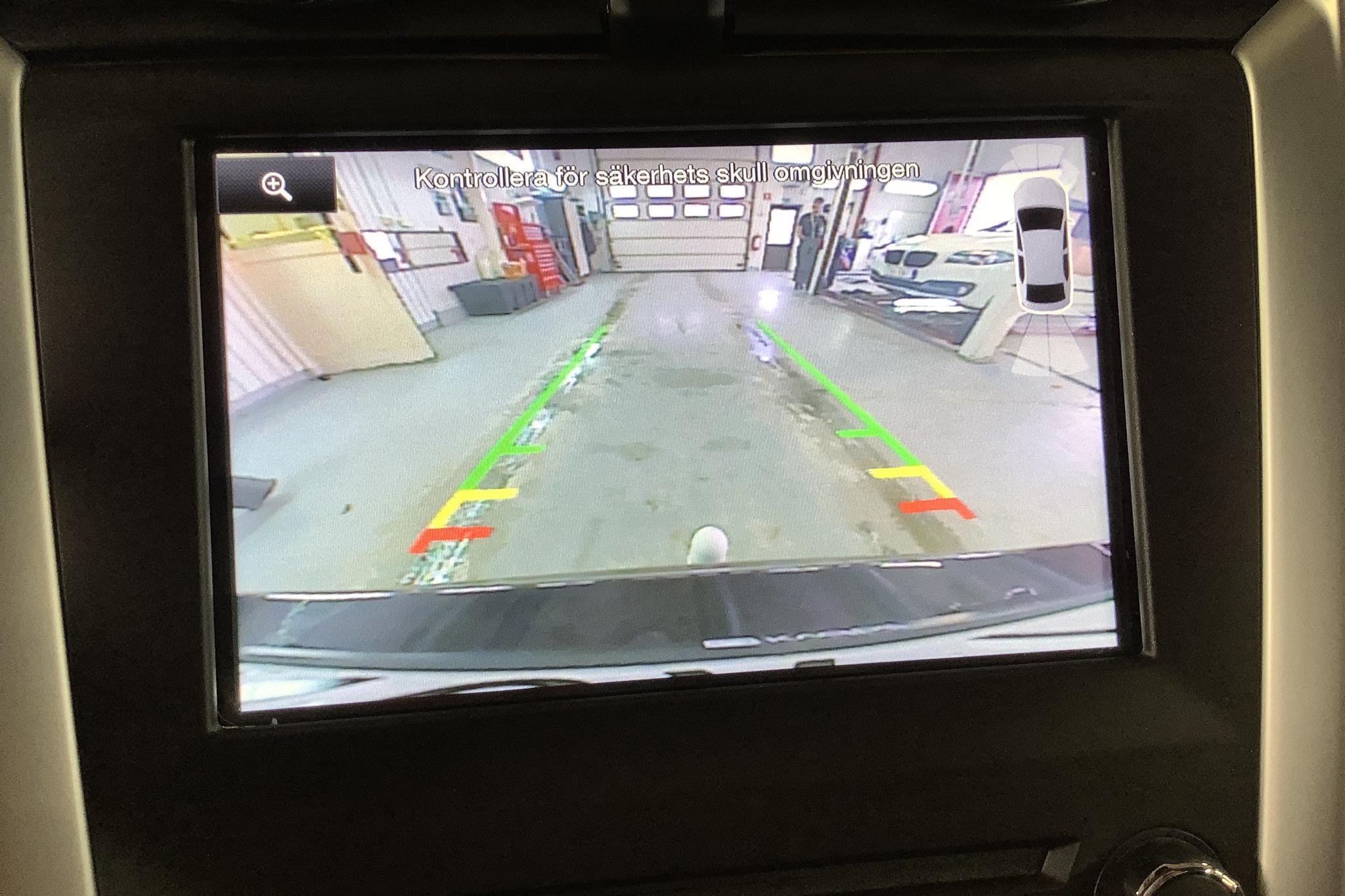 Ford Mondeo 2.0 TDCi AWD Kombi (150hk) - 10 036 mil - Manuell - svart - 2016