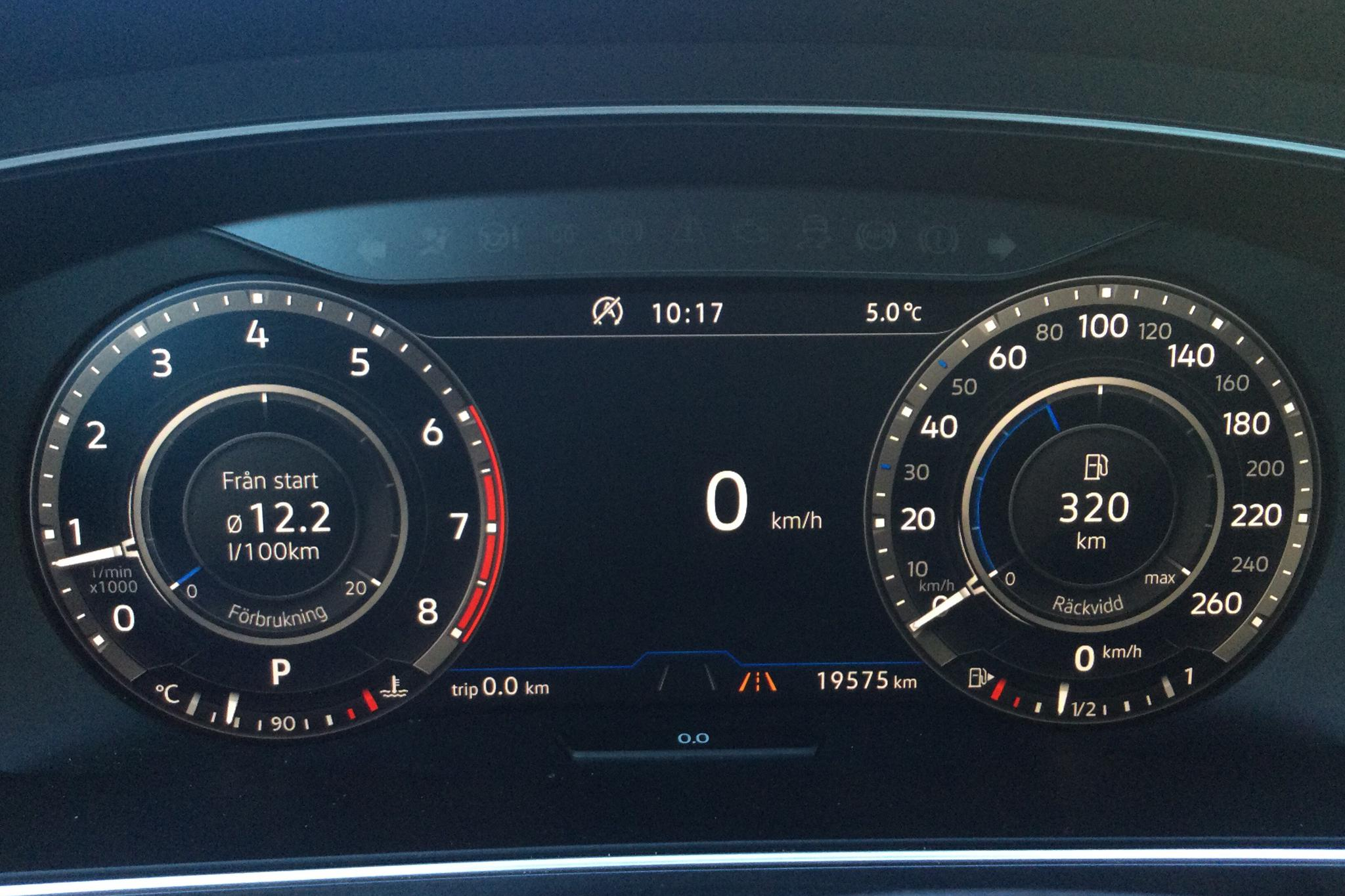 VW Tiguan 1.4 TSI 4MOTION (150hk) - 19 570 km - Automatic - white - 2018
