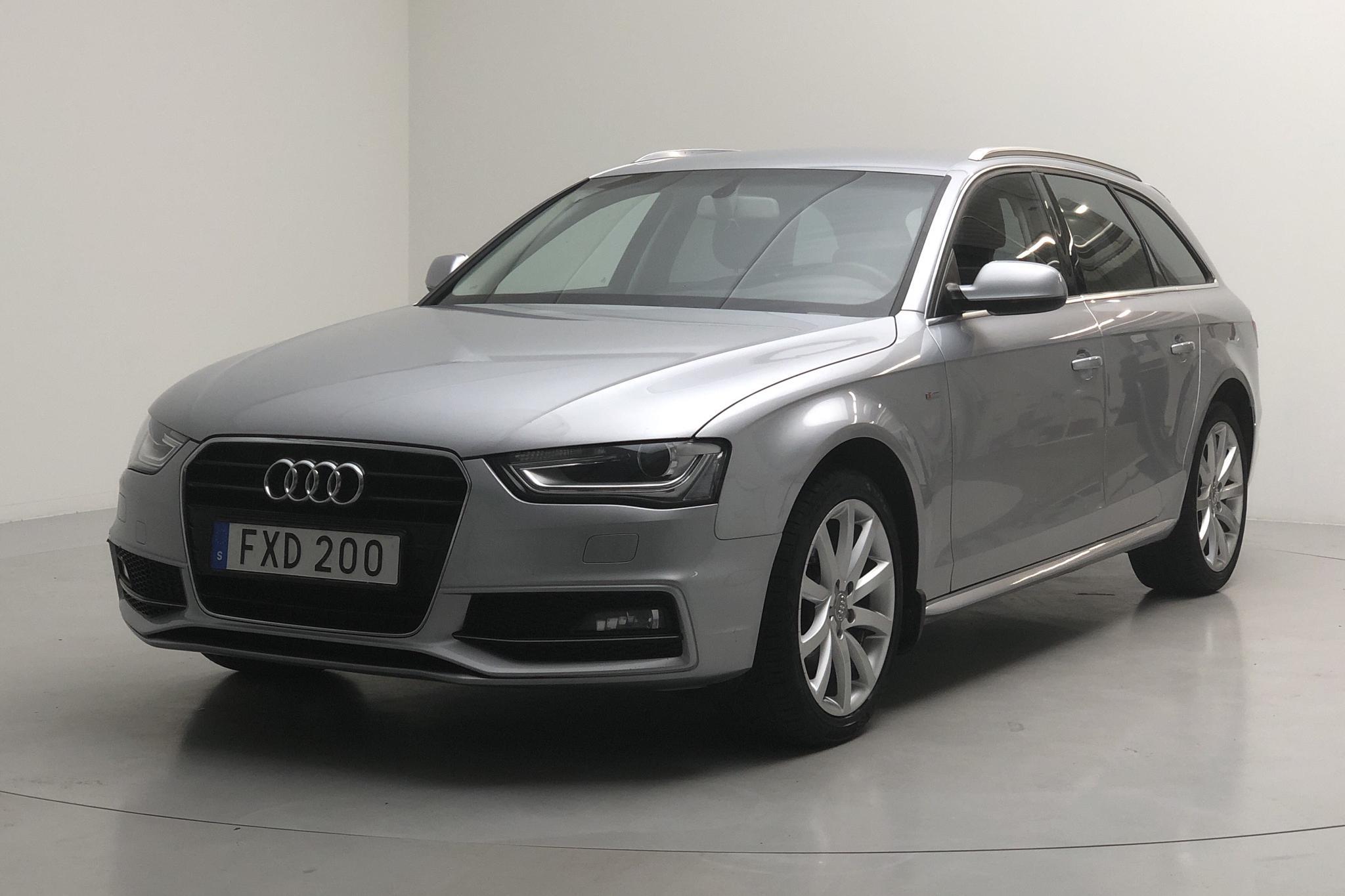 Audi A4 2.0 TDI clean diesel Avant (150hk)
