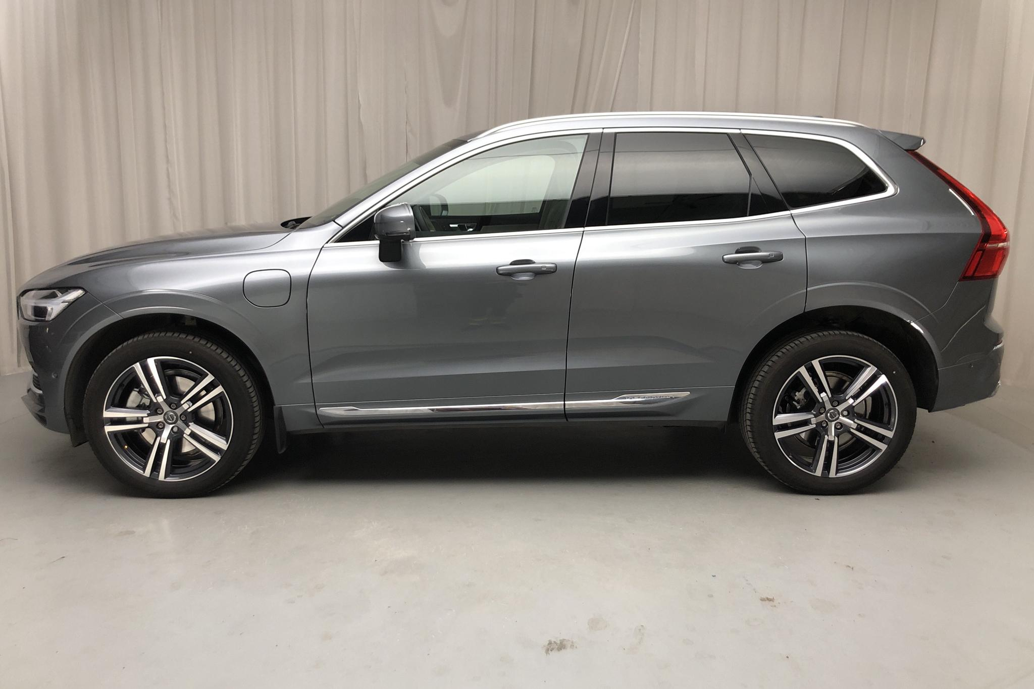 Volvo XC60 T8 AWD Twin Engine (390hk) - 9 270 km - Automatic - gray - 2020