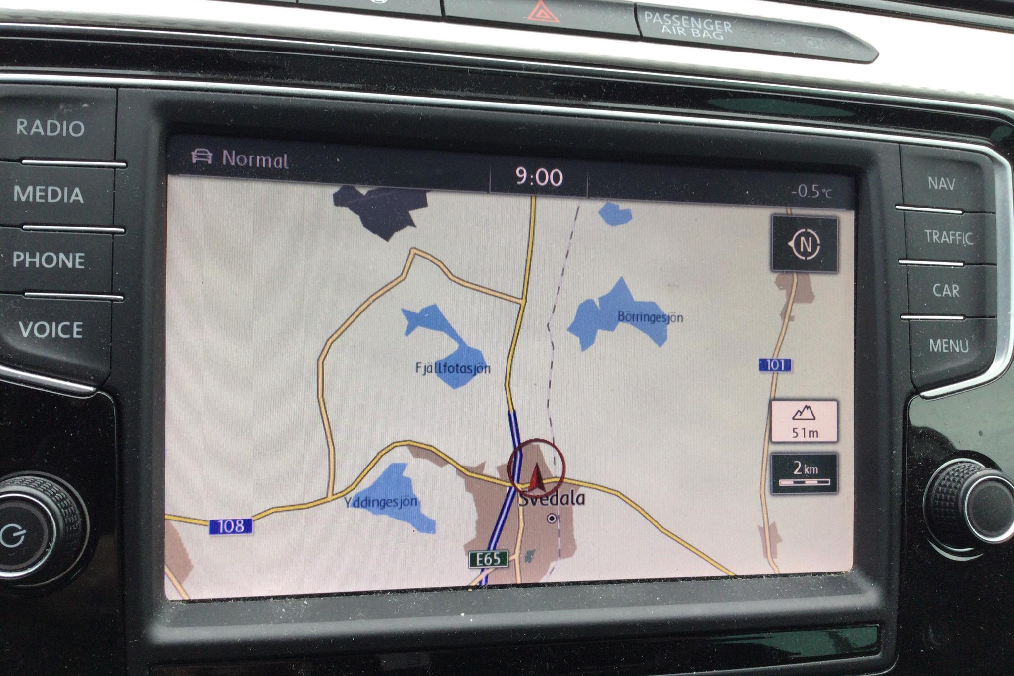 VW Passat 1.4 Plug-in-Hybrid Sportscombi (218hk) - 159 270 km - Automatic - silver - 2016