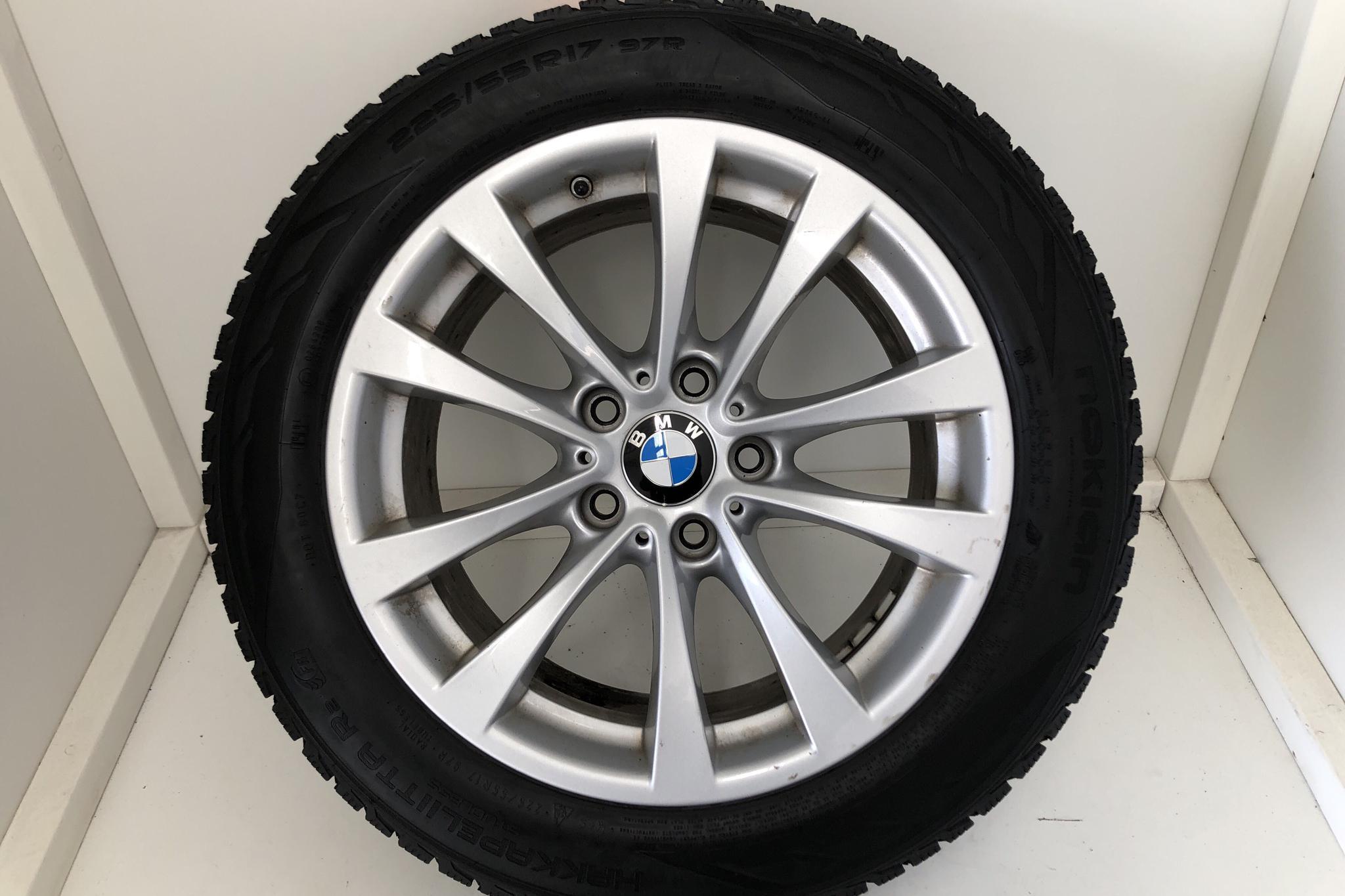 BMW 320d GT xDrive, F34 (184hk) - 79 050 km - Automatic - red - 2014