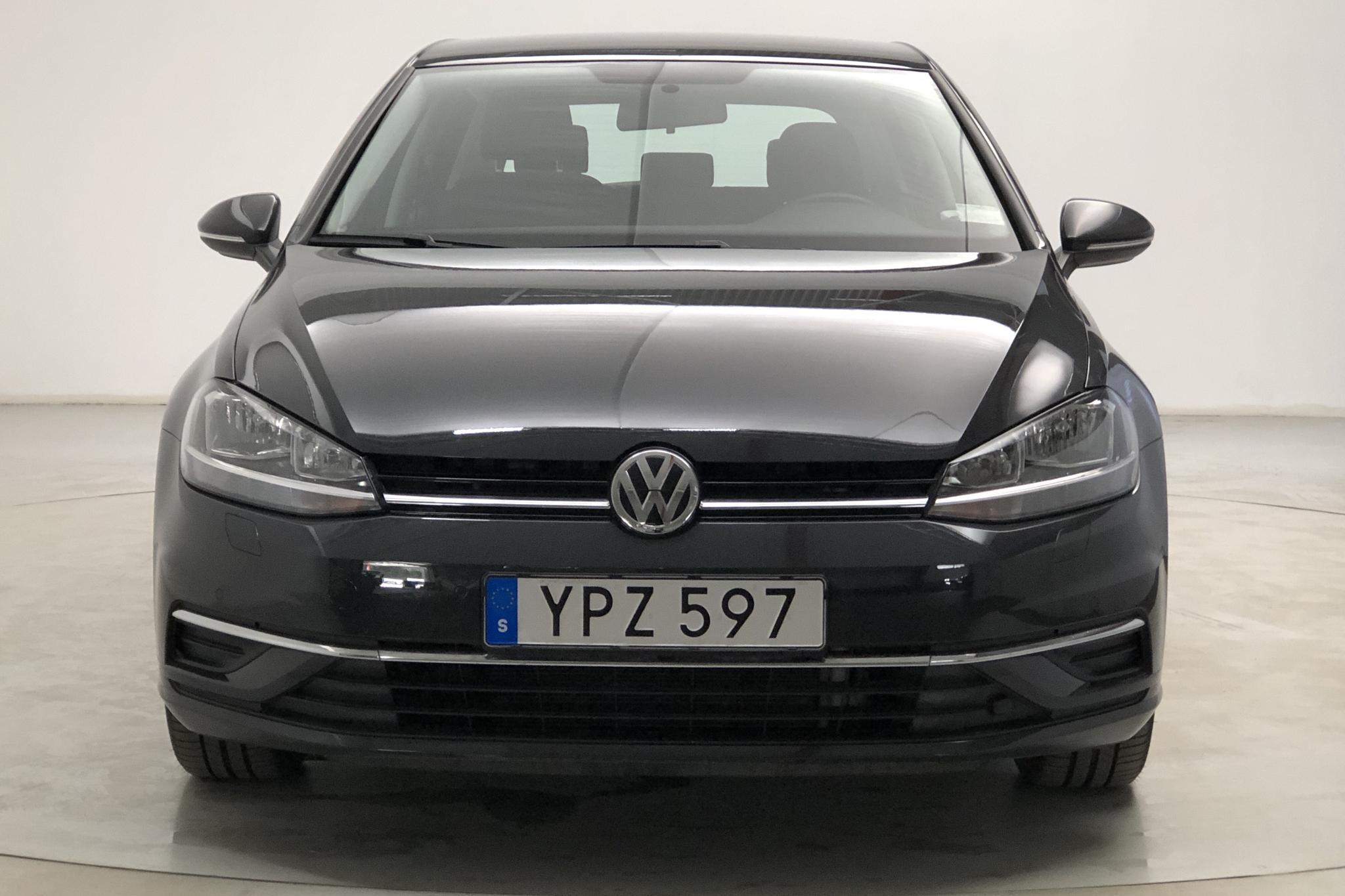 VW Golf VII 1.4 TSI Multifuel 5dr (125hk) - 27 560 km - Manual - Dark Grey - 2018